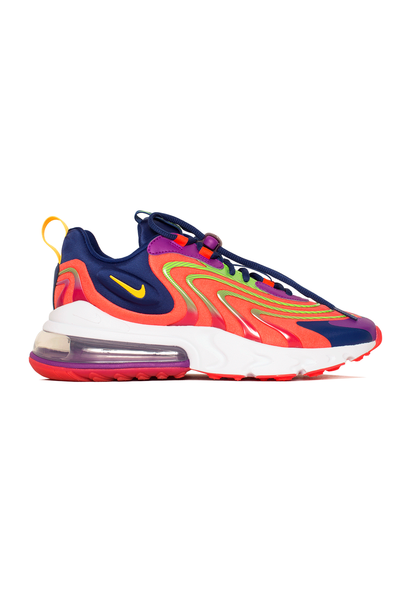 Air Max 270 React ENG Arancione