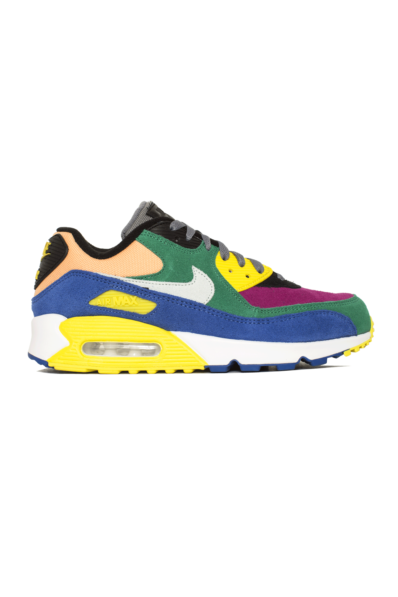 Nike Sneakers AIR MAX 90 QS Multicolore CD0917-#000#300#10 - One Block Down