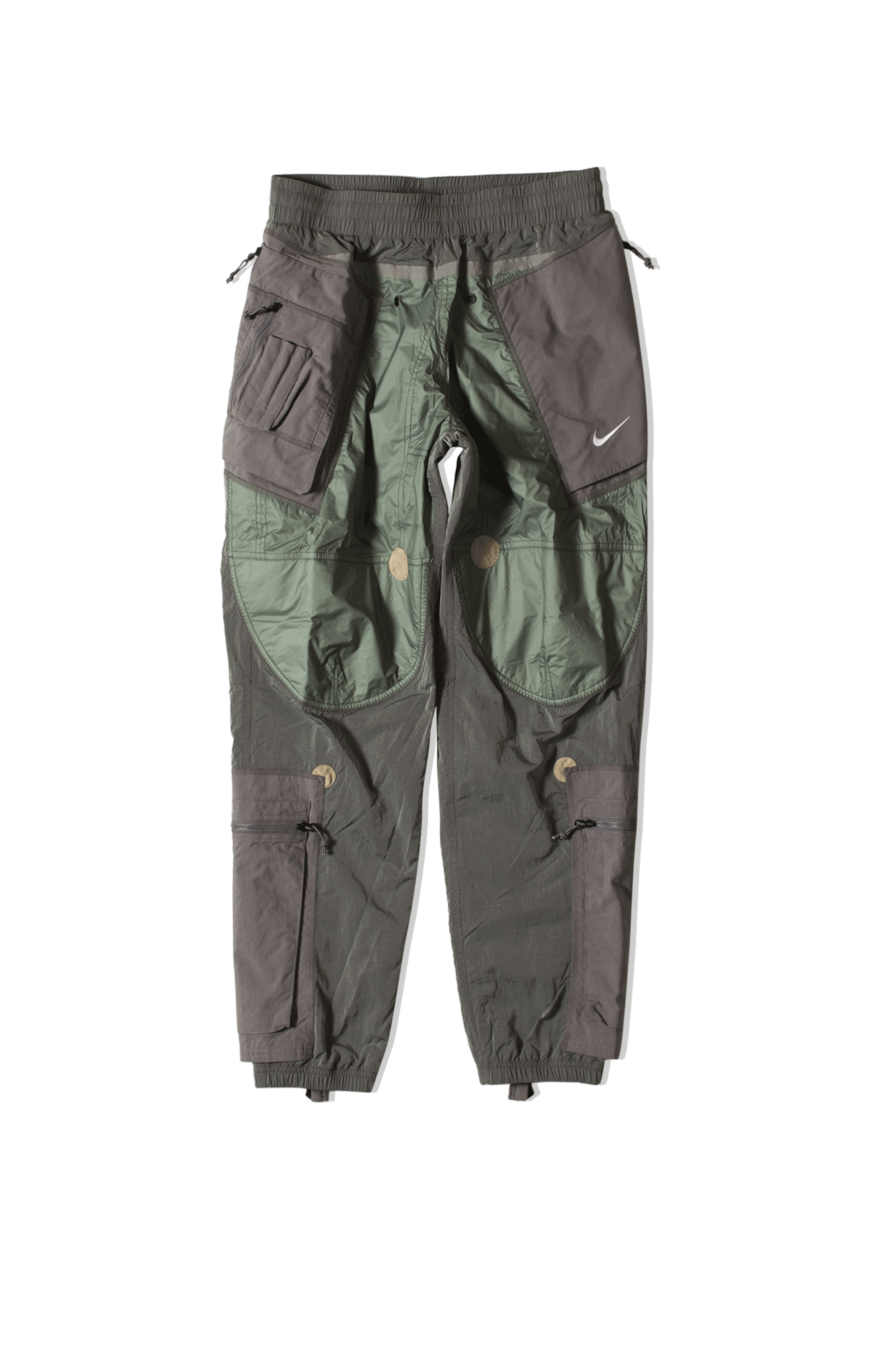 M NRG ISPA ADJUSTABLE PANT Grigio
