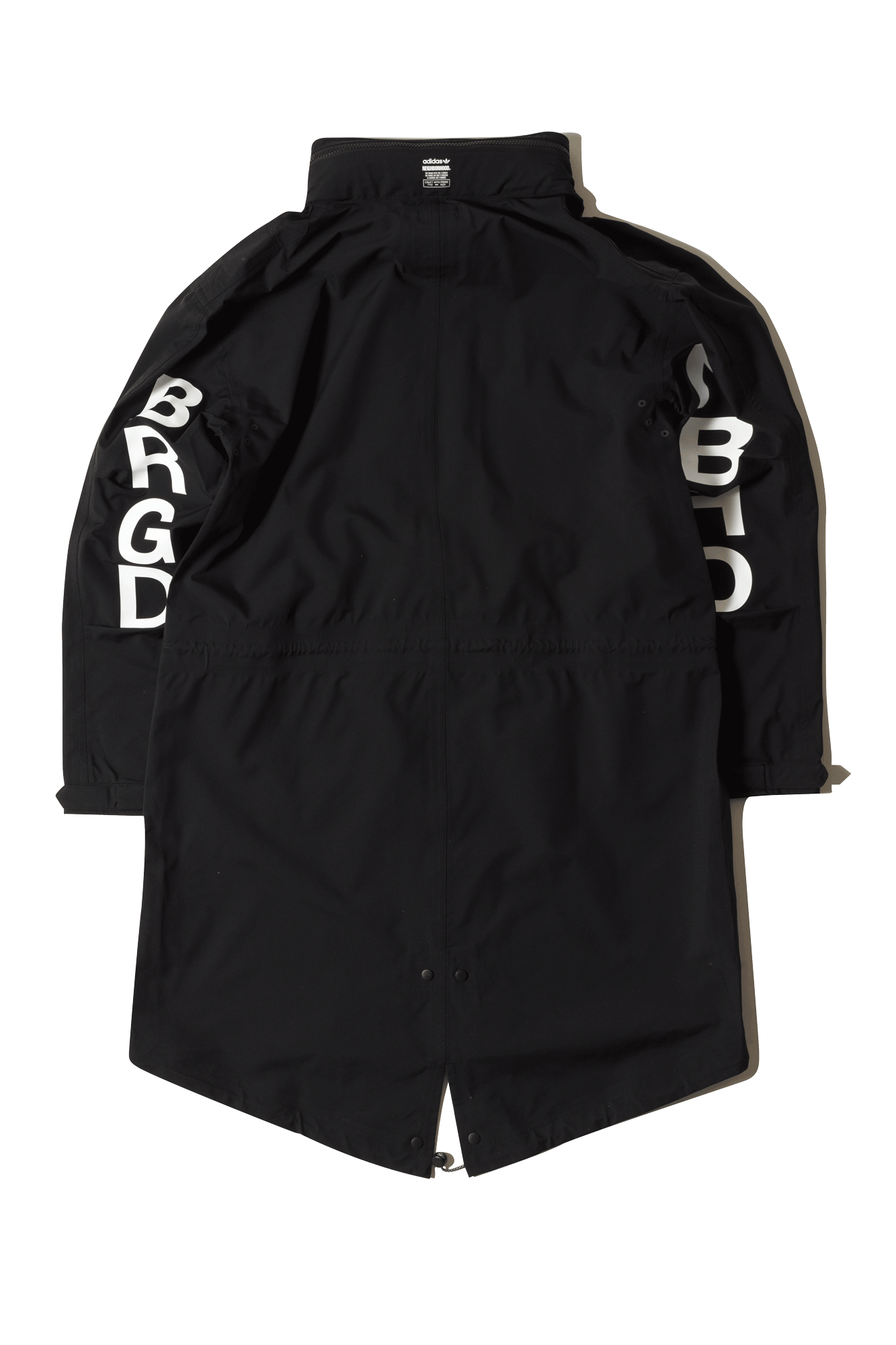 Adidas Originals Giacche & Cappotti NBHD M-51 Jacket Nero CD7737#000#C0010#M - One Block Down