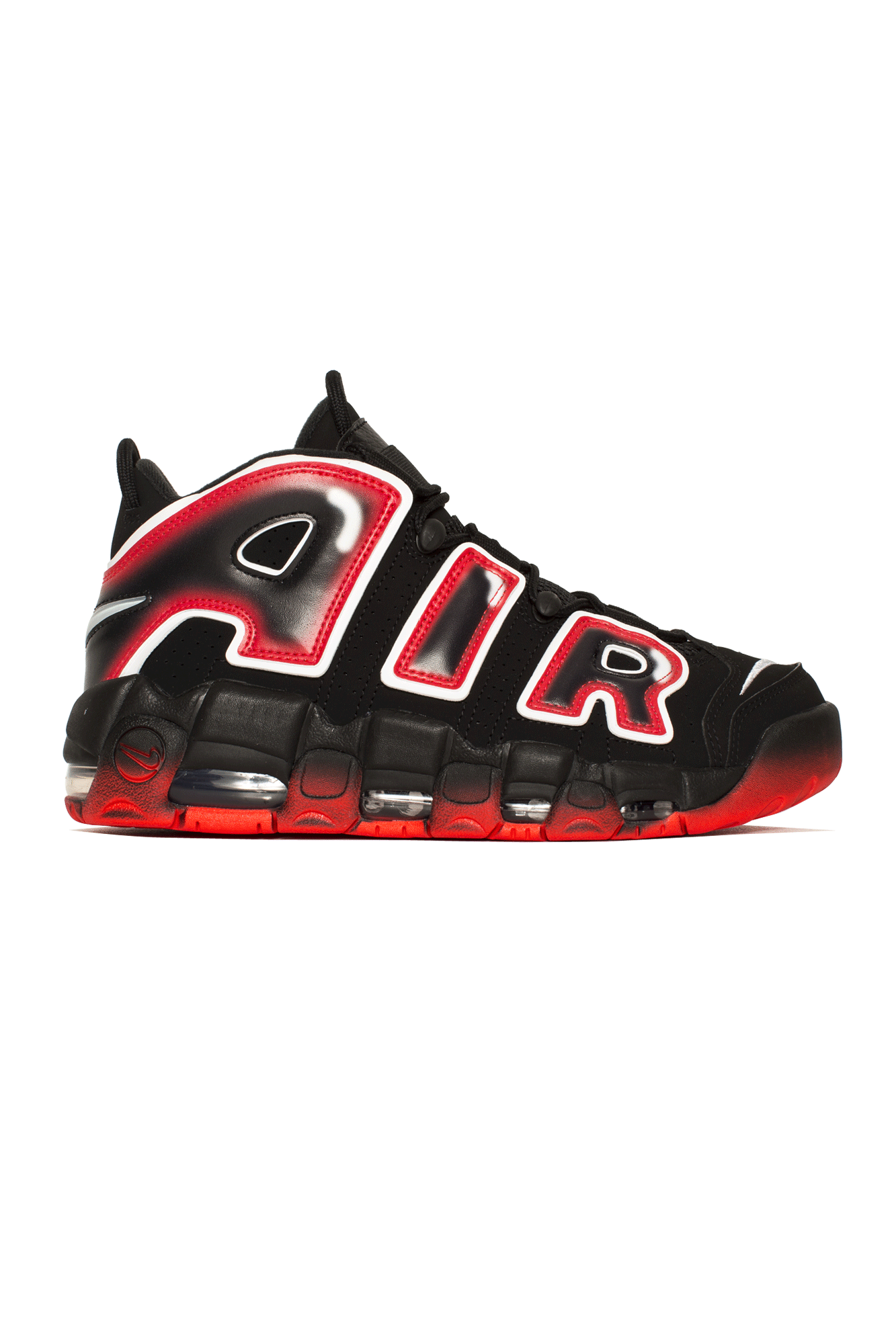 Air More Uptempo '96 Nero