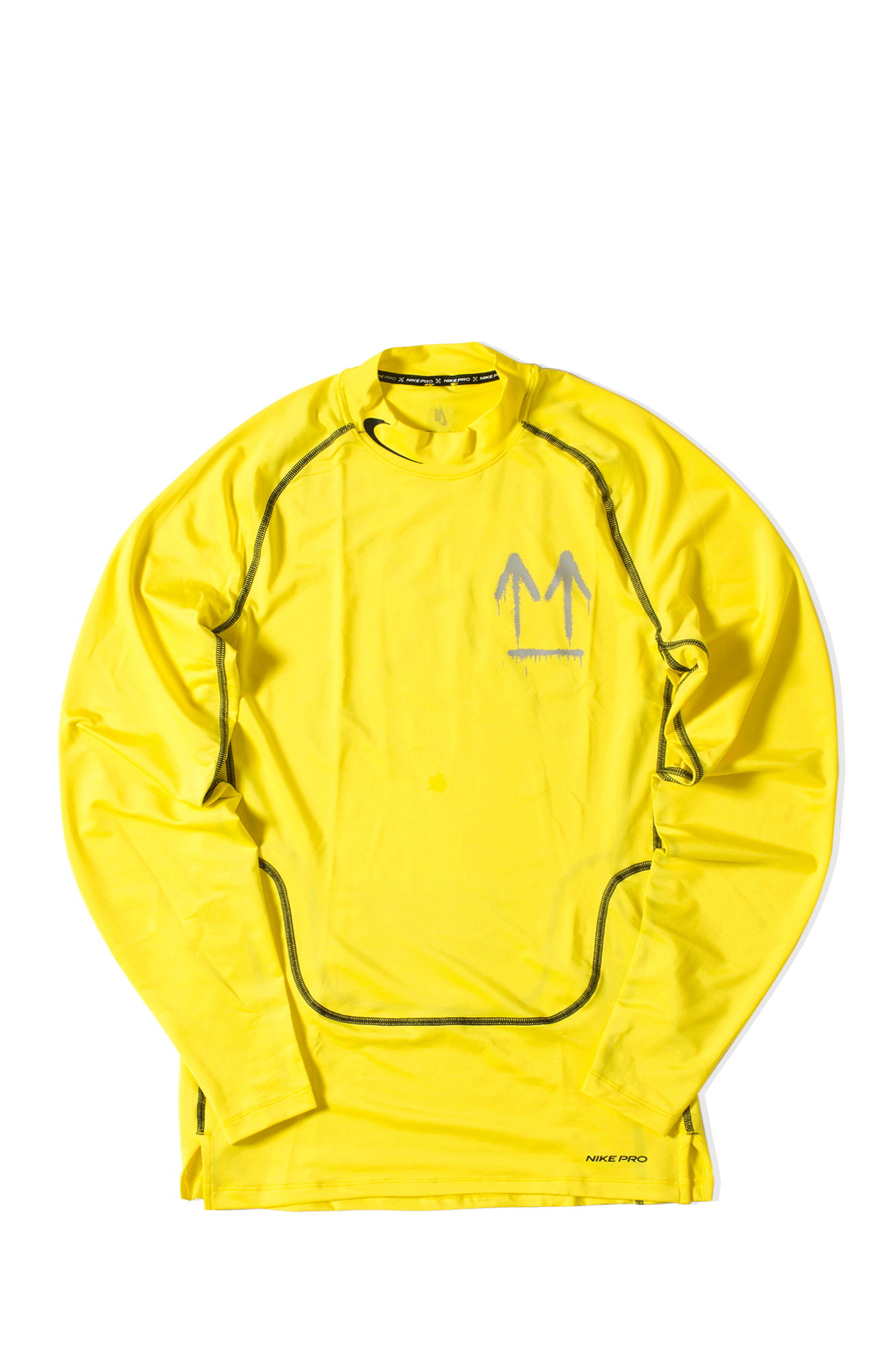 Off-White Pro LongSleeve Top Giallo
