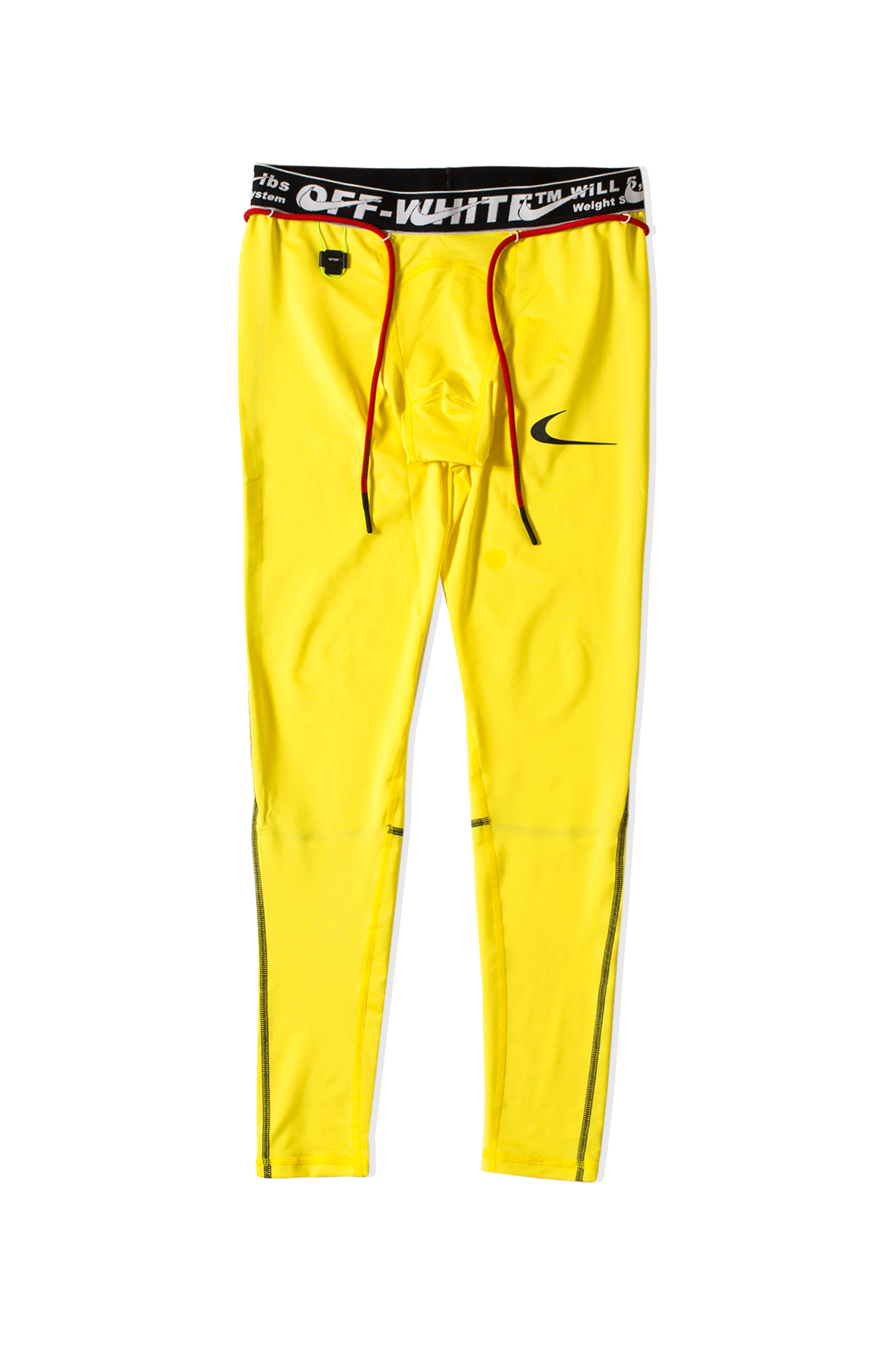 Off-White Pro Tight Giallo