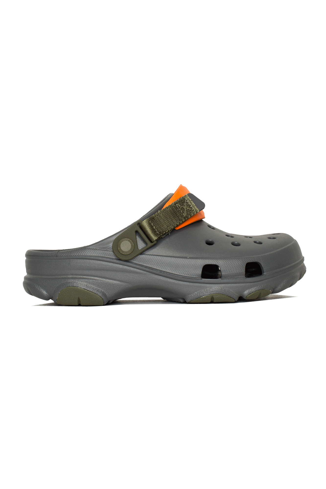 Crocs Sandali & Ciabatte All Terrain Glog M Grigio CR.206340#000#SGMT#7 - One Block Down