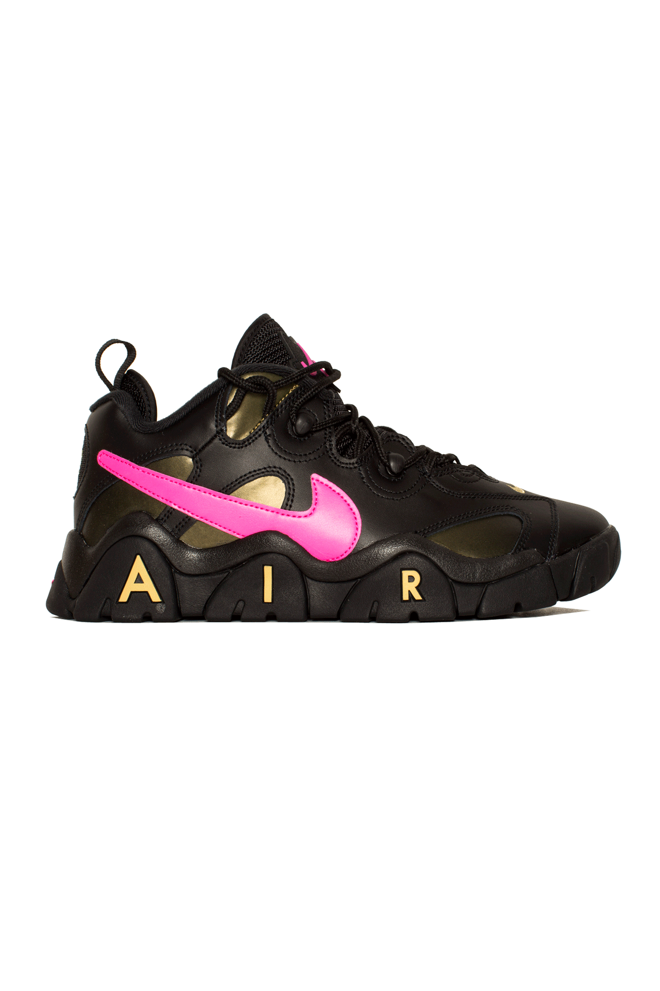 Air Barrage Low Nero