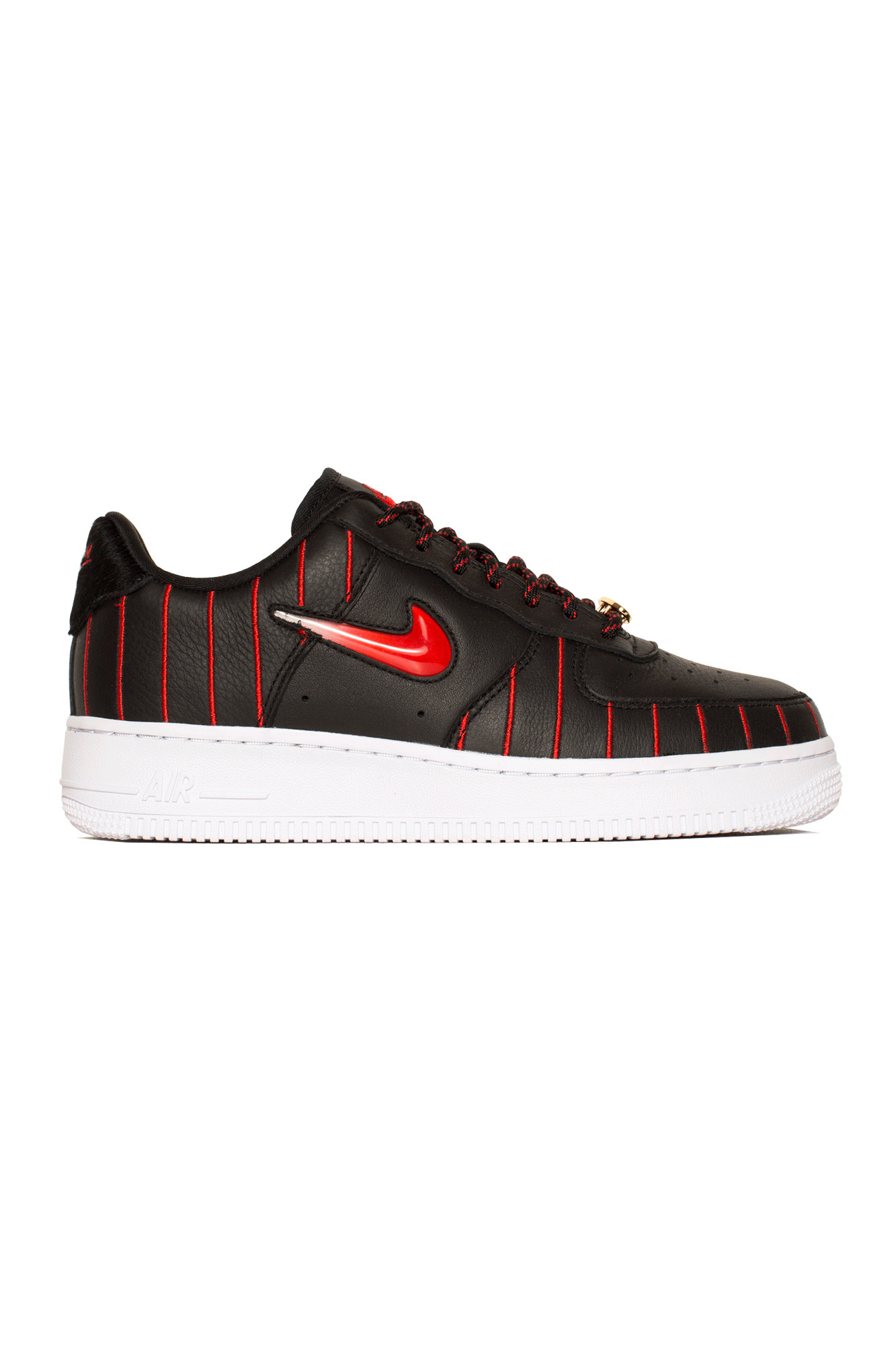 "W Air Force 1 Jewel QS ""Chicago"" Nero"
