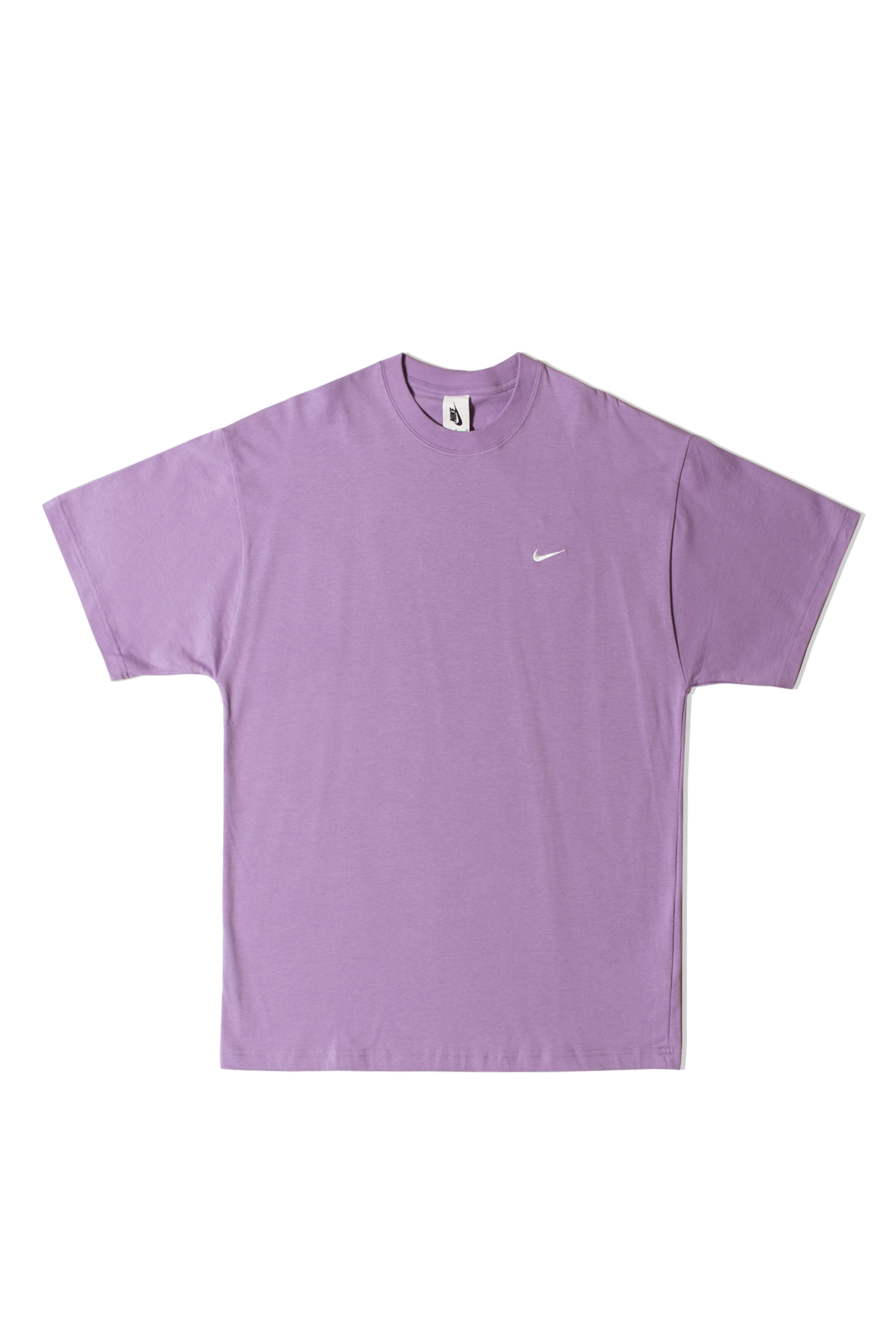 Nike T-Shirts M NRG SlowSwoosh T-Shirt Viola CV0559-#000#563#XS - One Block Down