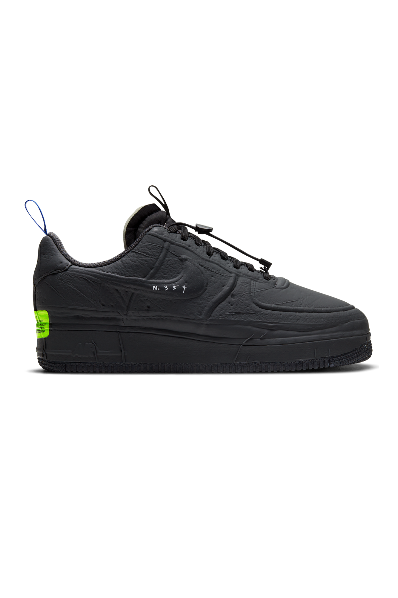 "Air Force 1 Experimental ""Black"" Nero"