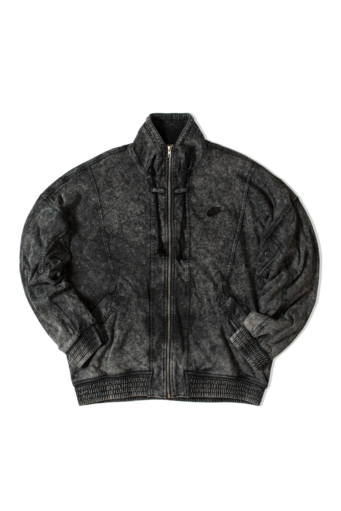 M Nsw Re-Issue Jacket Knit Wash Nero