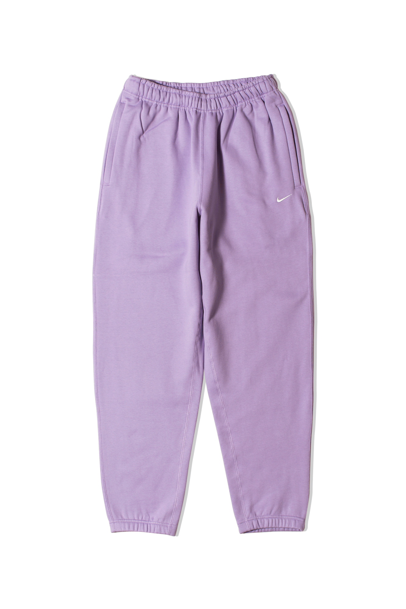 M NRG SlowSwoosh Fleece Pant Viola