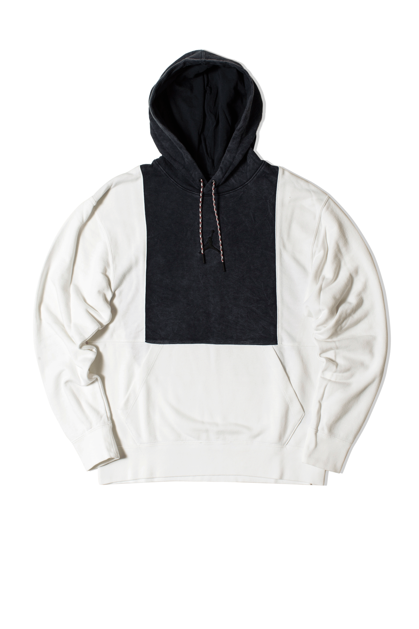 M J Lgc 1 Po Hooded Sweatshirt Bianco