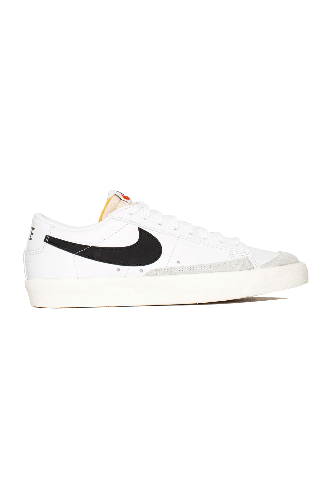 Nike Sneakers Blazer Low '77 Vintage Bianco DA6364-#000#101#7 - One Block Down