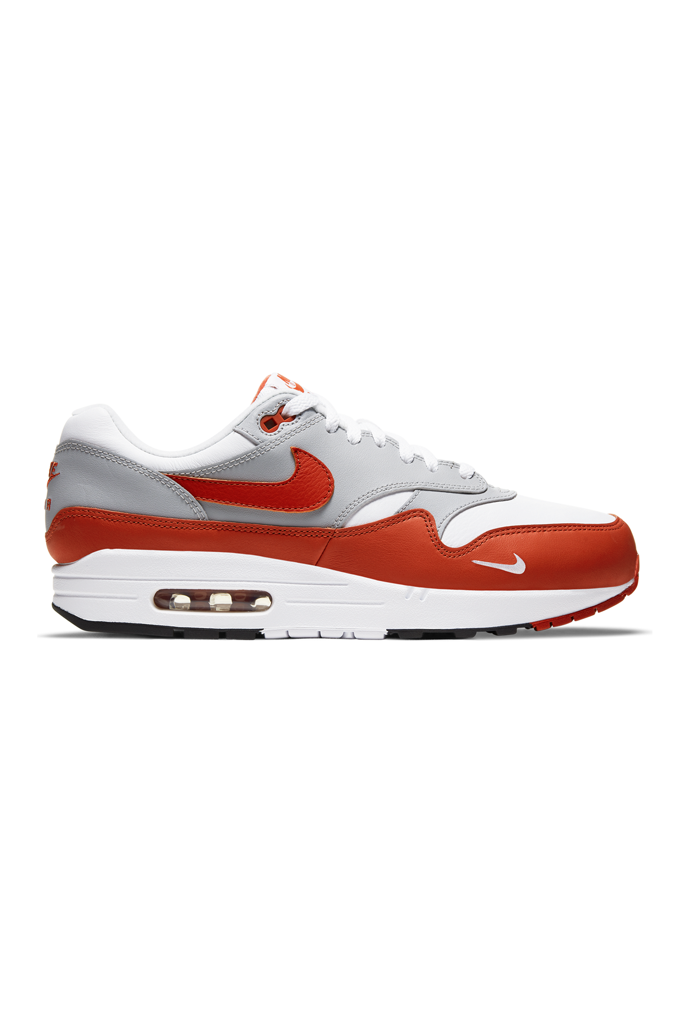 "Nike Sneakers Air Max 1 LV8 ""Martian Sunrise"" Bianco DH4059-#000#102#7 - One Block Down"