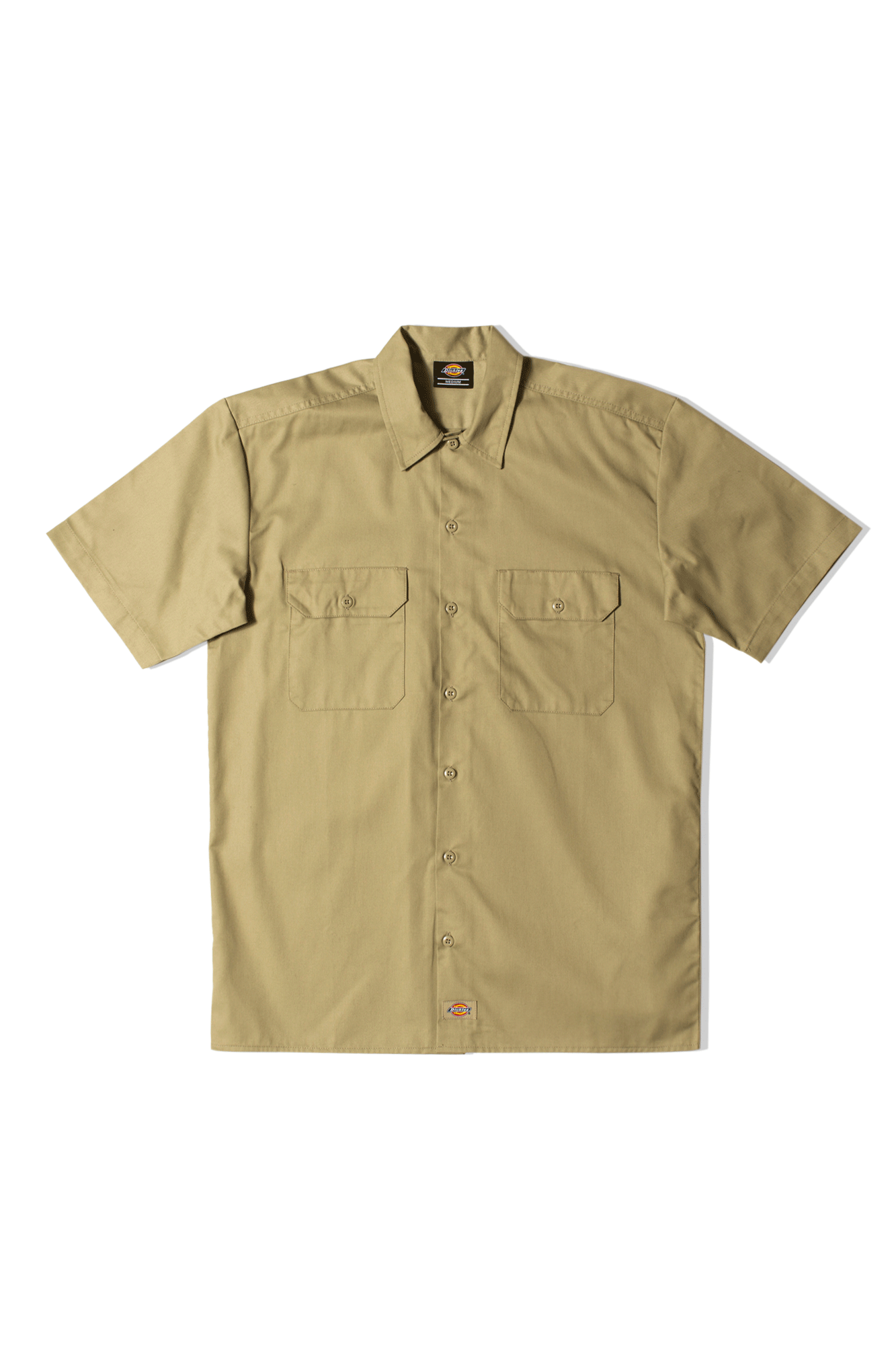ShortSleeve Work Shirt Verde