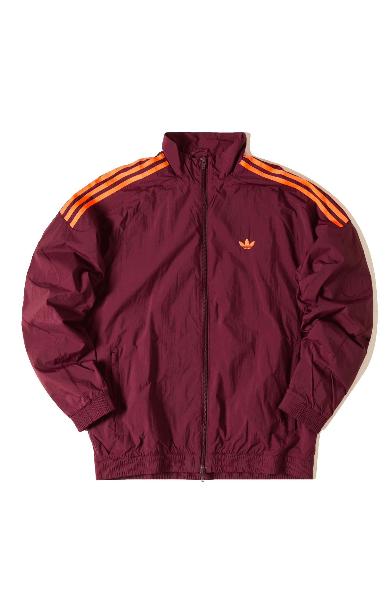 Adidas Originals Felpe Flamestrk Wv TT Rosso DU8132#000#C0012#S - One Block Down