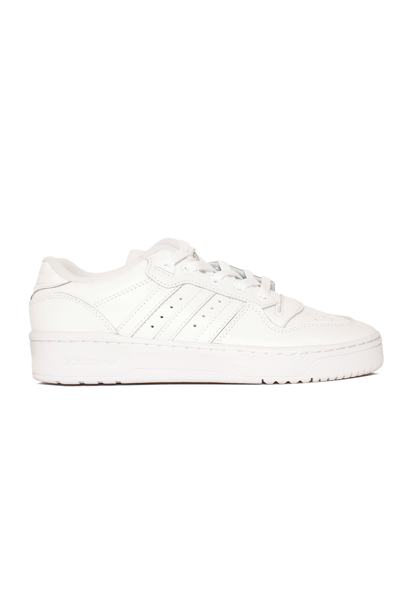 Adidas Originals Sneakers Rivalry Low Bianco EF8729#000#WHT#7 - One Block Down