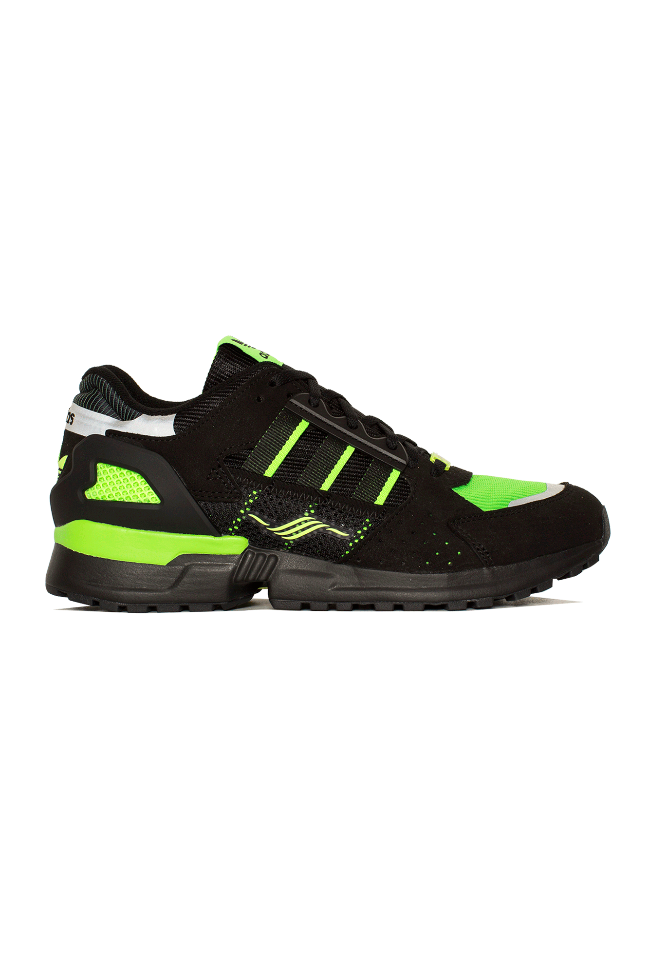 Adidas Originals Sneakers ZX 10,000 C Nero EG8964#000#CBLK#7,5 - One Block Down