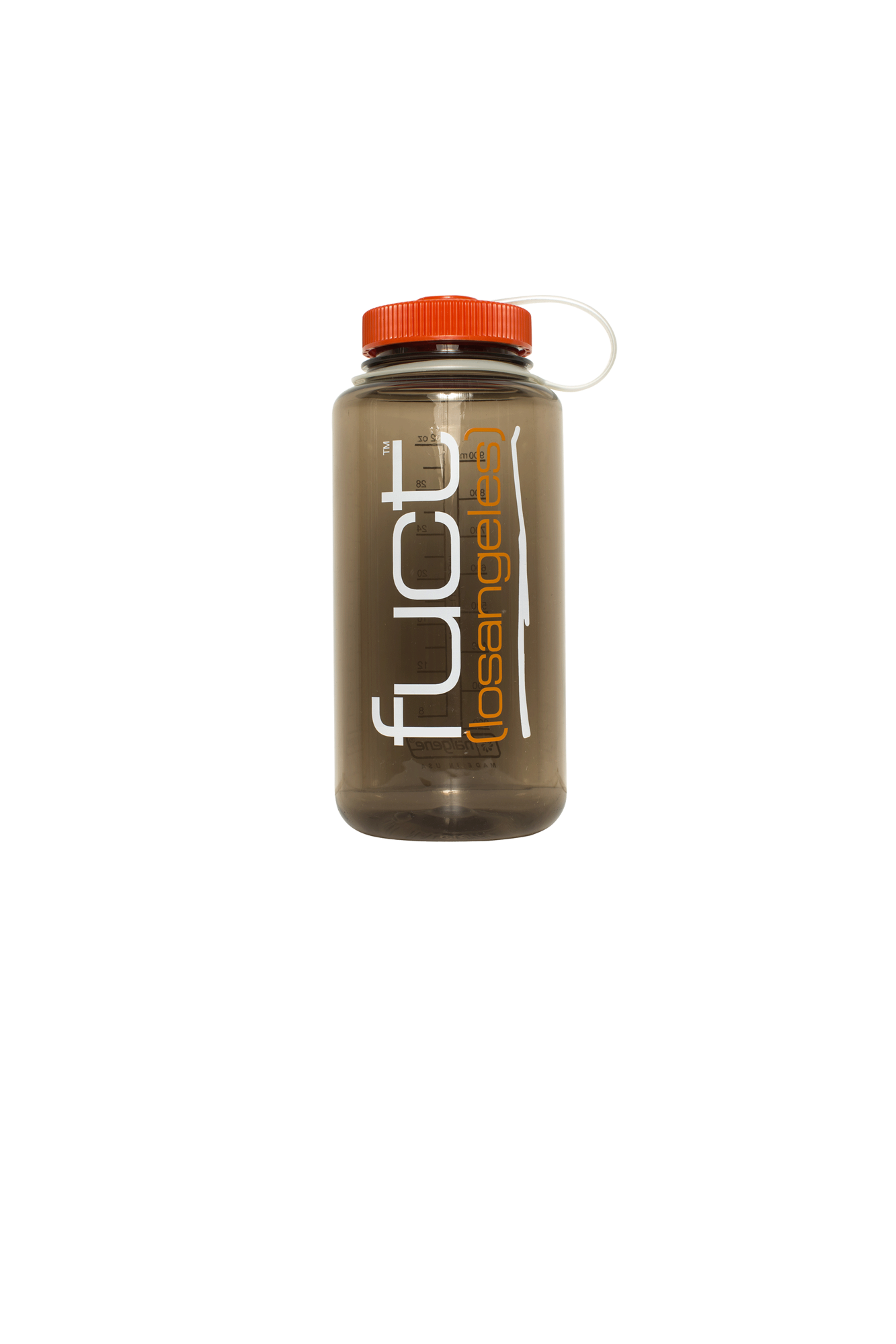 FUCT LA' 320Z NALGENE WATER BOTTLE Nero