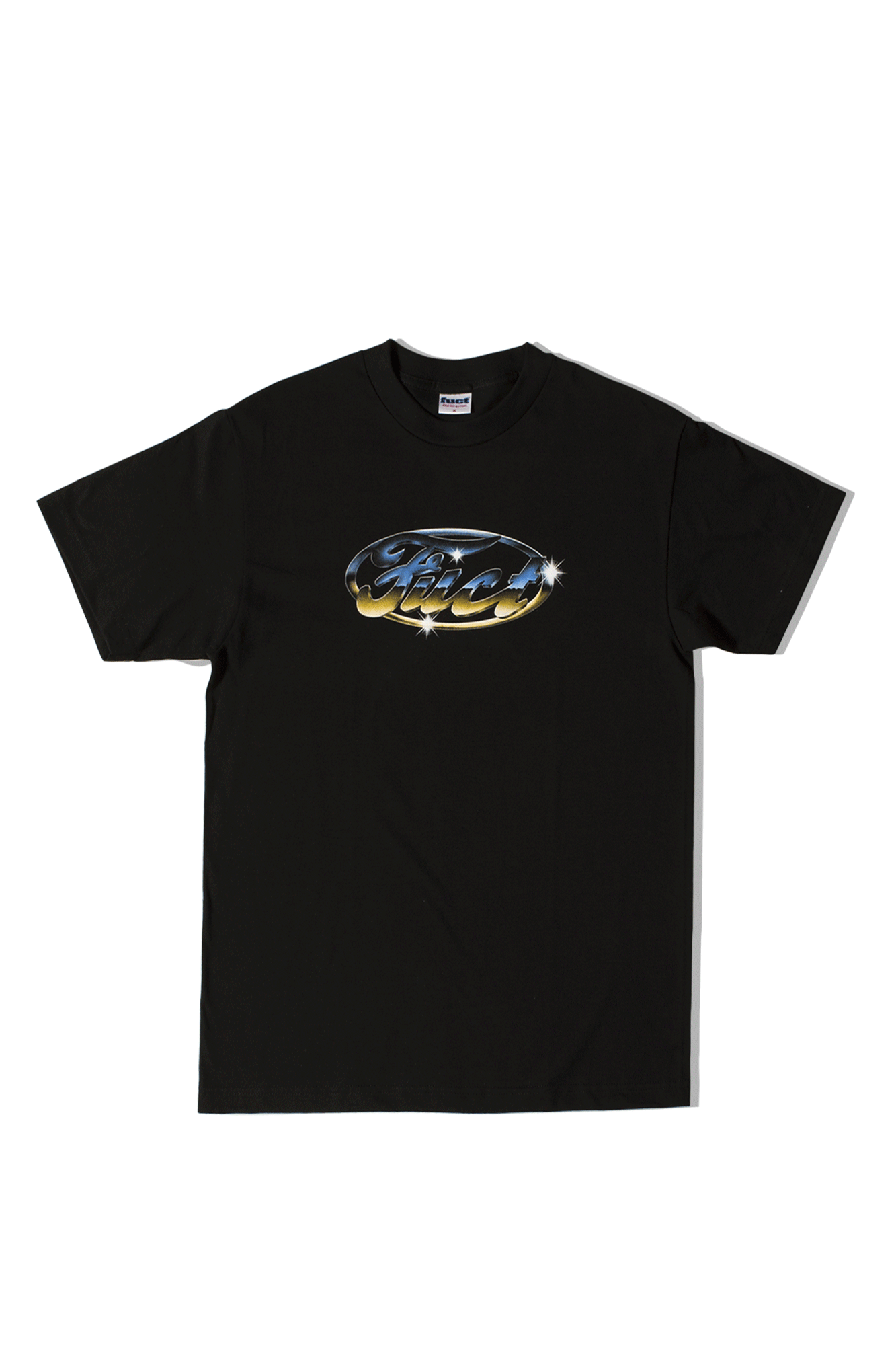 CHROME T-SHIRT Nero