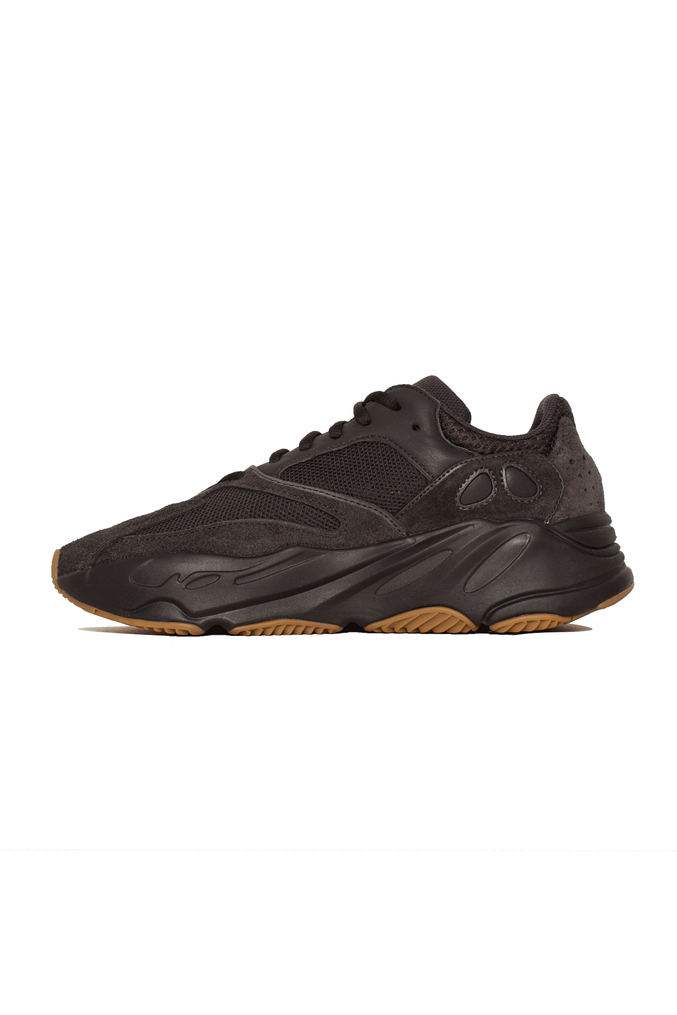 "Adidas Originals Sneakers Yeezy Boost 700 ""Utility Black"" Nero FV5304#000#C0010#7 - One Block Down"