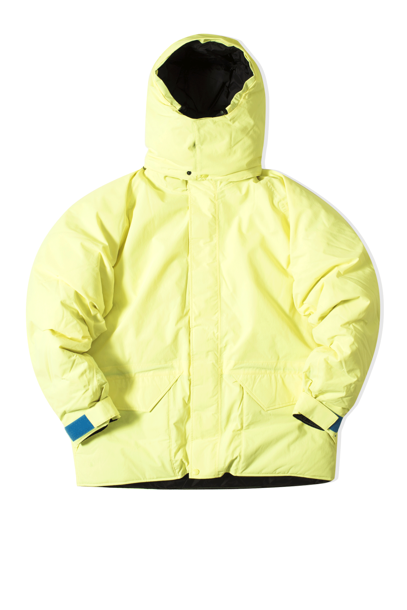 Down Jacket Giallo