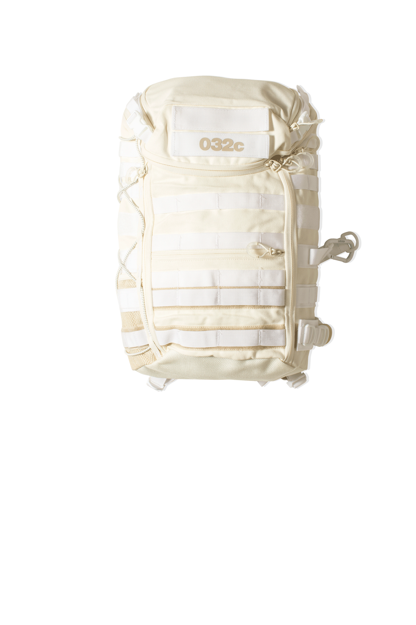 Adidas Originals Zaini 032C Backpack Bianco GN1675#000#WHITE#OS - One Block Down