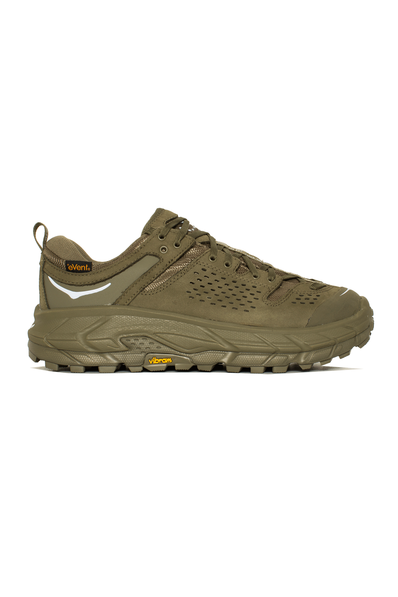 Hoka One One Sneakers Tor Ultra Low JP Verde HK.1105689#000#BTOL#7 - One Block Down