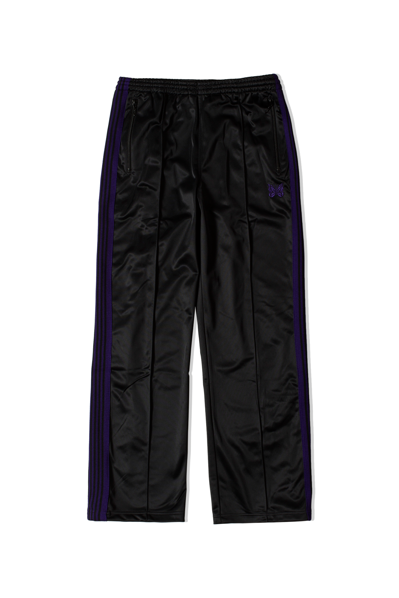 Poly Smooth Track Pant Nero
