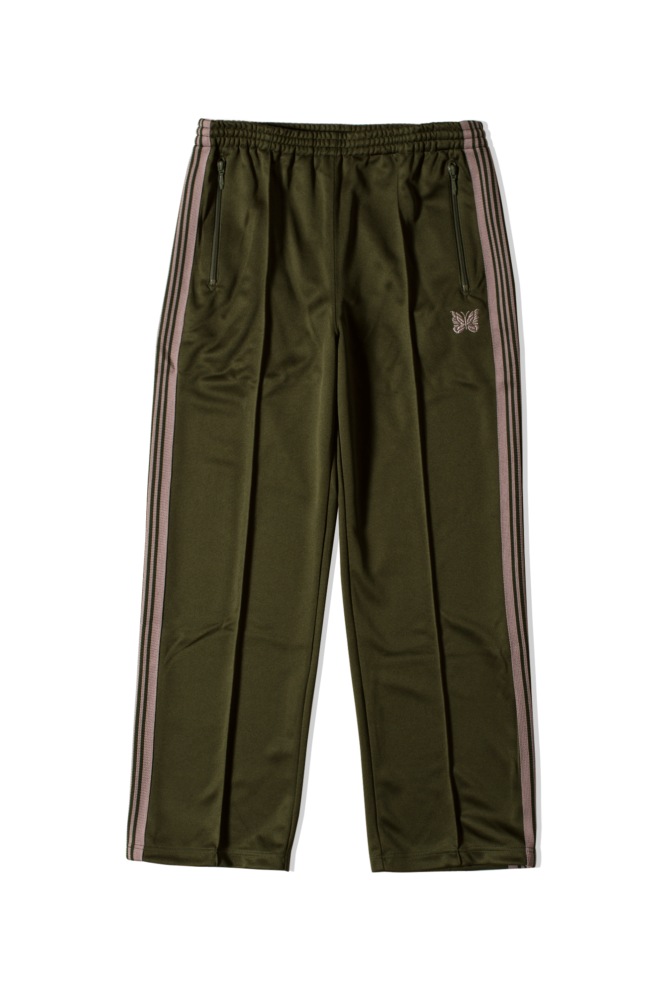 Poly Smooth Track Pant Verde