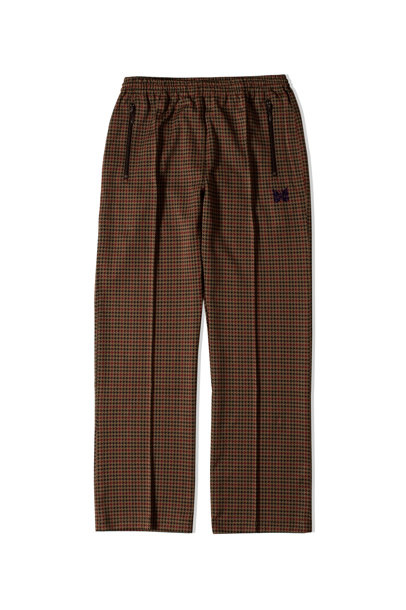 Poly Jq.Track Pant Marrone