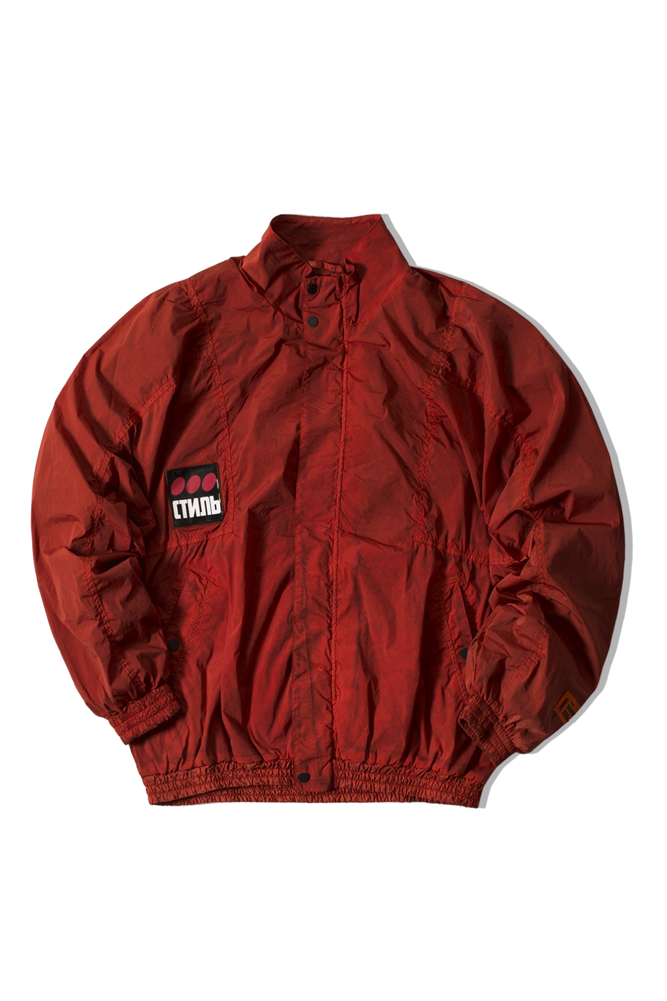 Windbreaker Washed Dots CTNMB Rosso