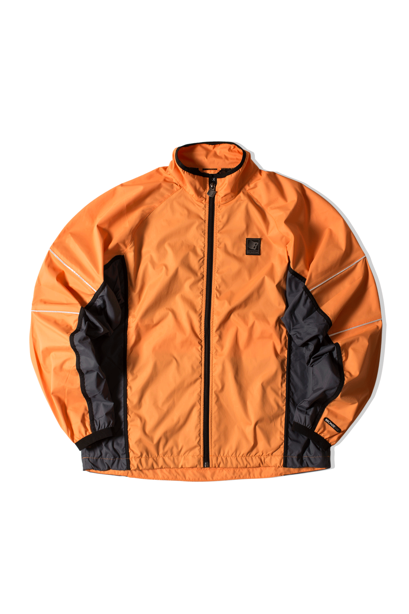 High Performance Windbreaker Arancione