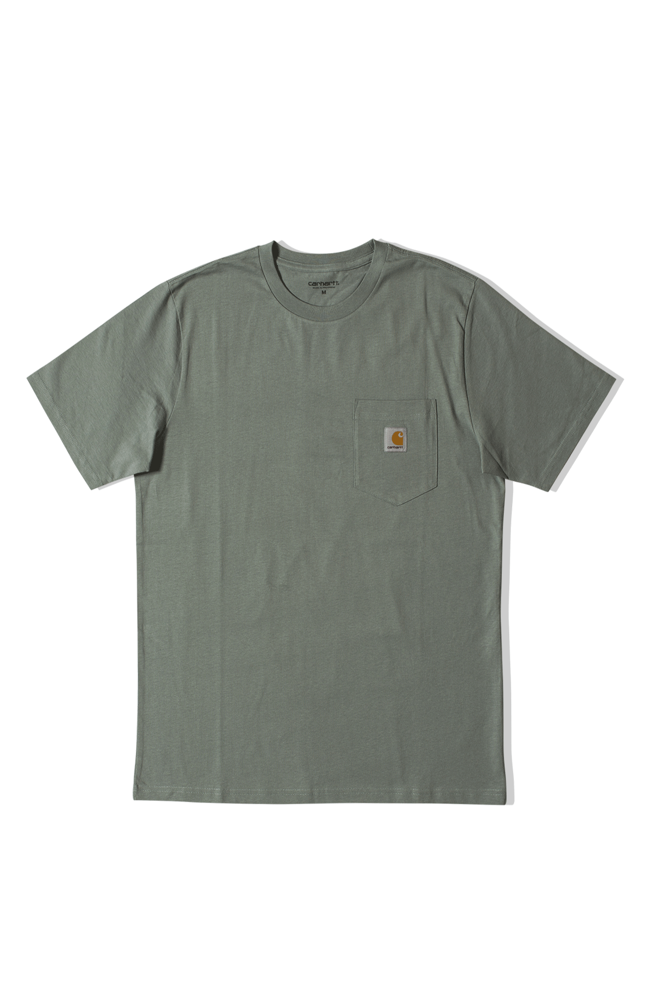 S/S Pocket T-Shirt Grigio