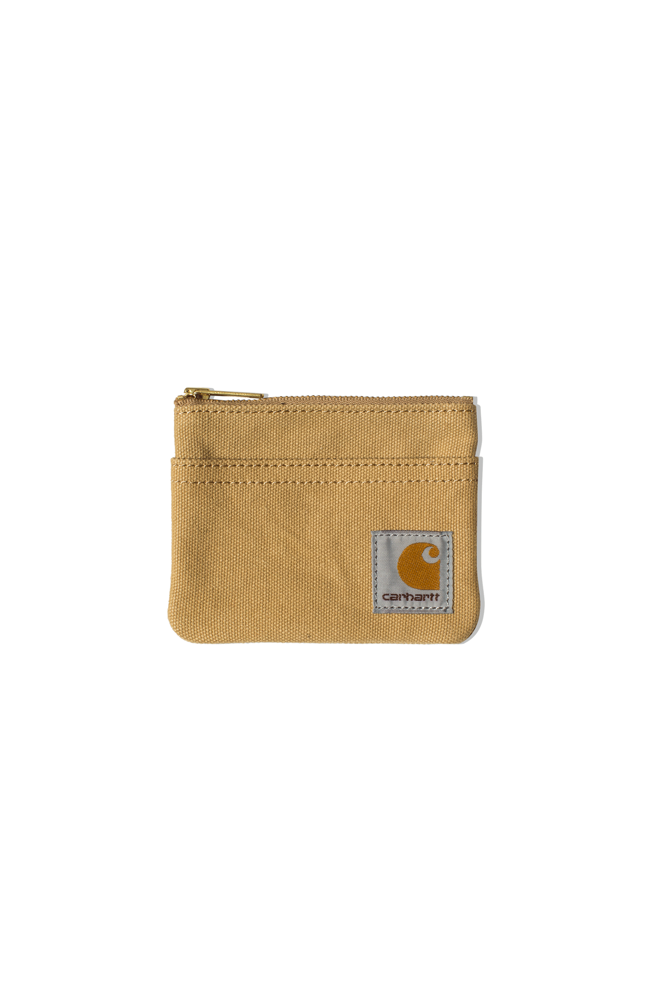 Carhartt Portafogli Canvas Wallet Marrone I028887.06#000#07E.90#OS - One Block Down