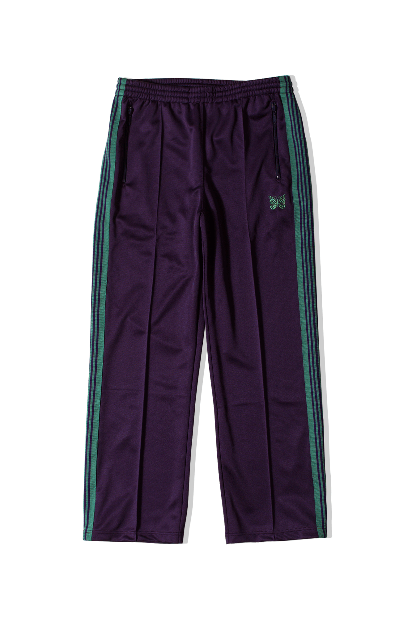 Poly Smooth Track Pant Viola