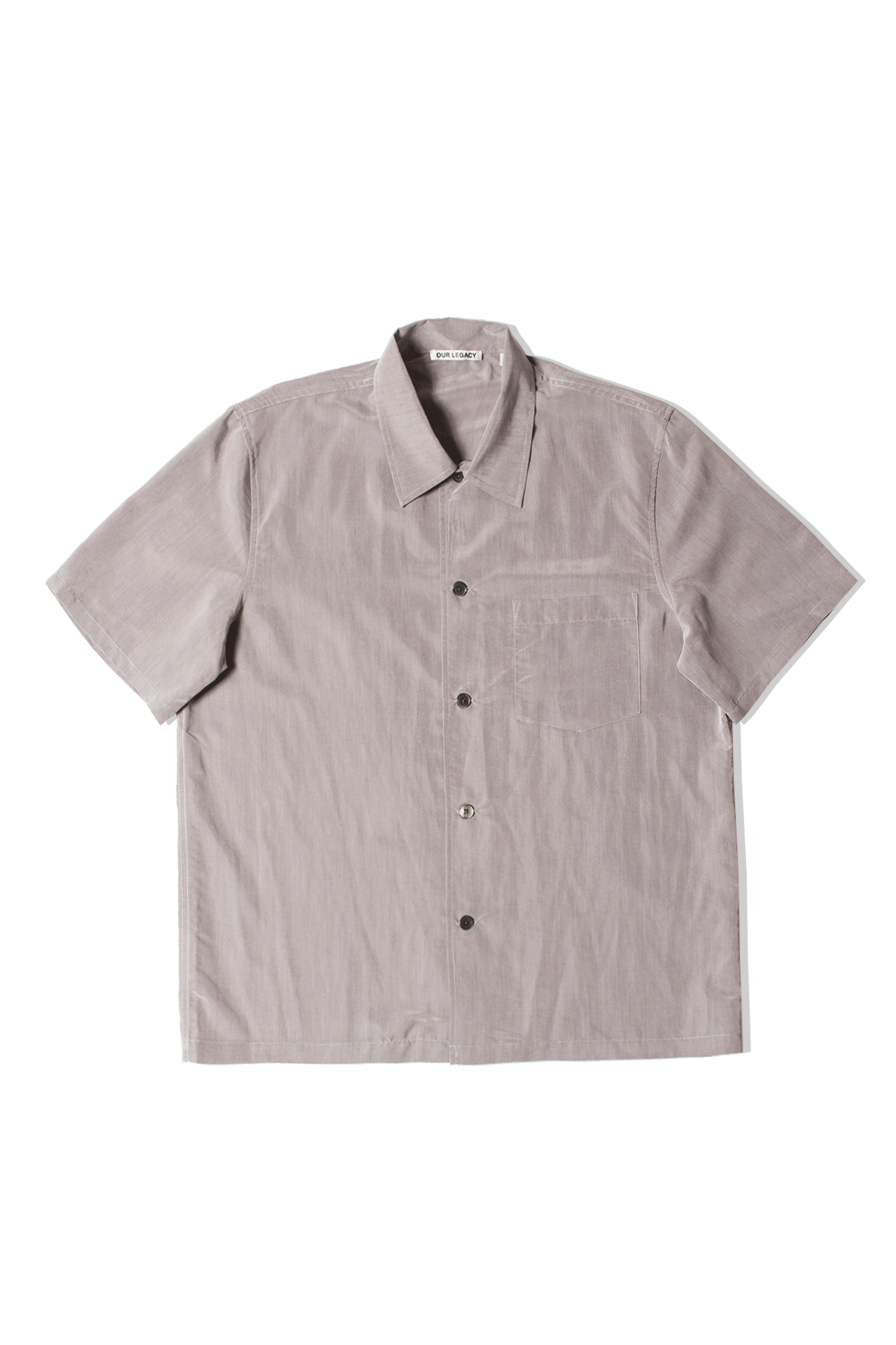 Box ShortSleeve Shirt