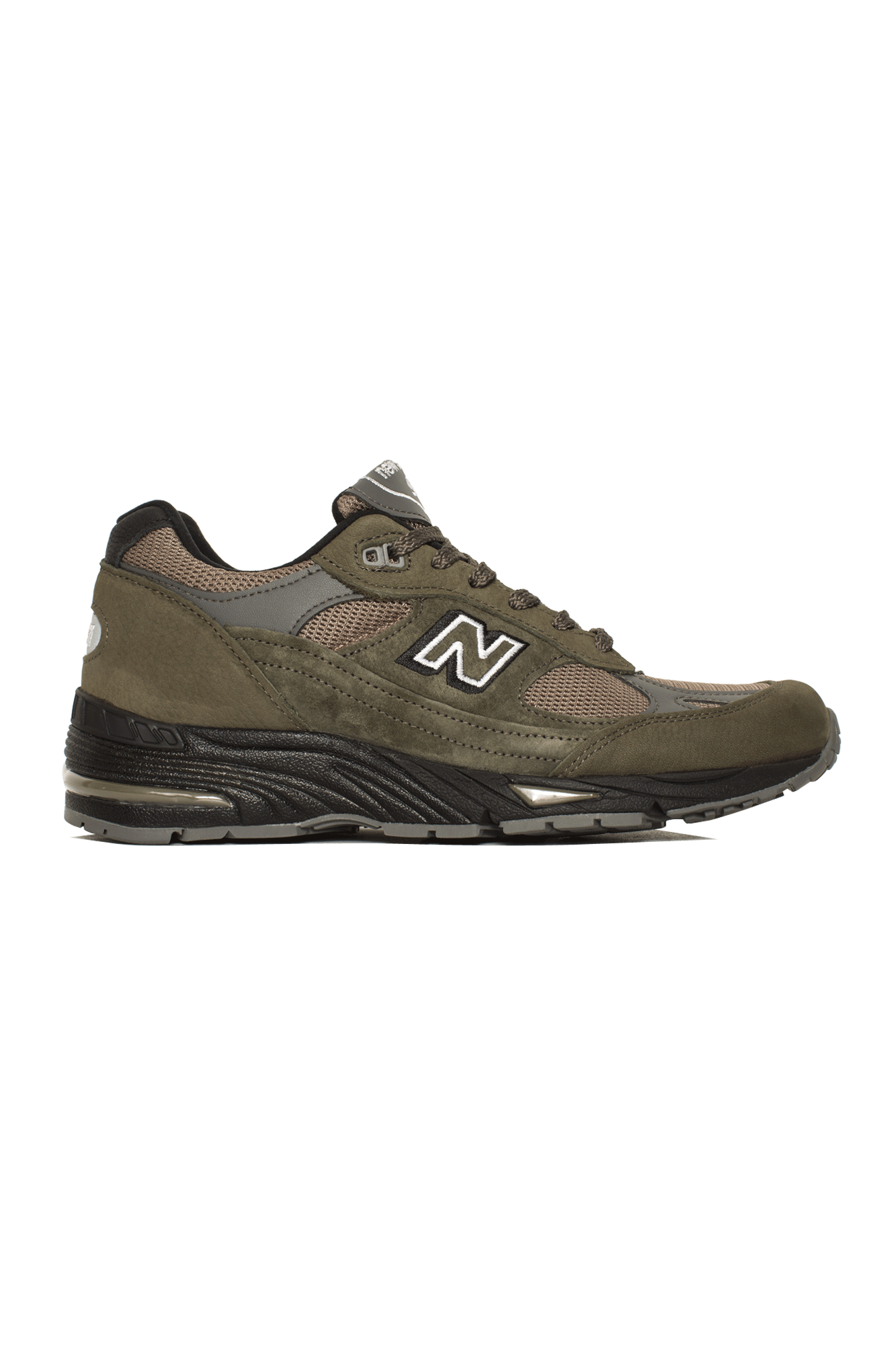 "New Balance Sneakers 991 ""Desert Shade"" Marrone [option2] - One Block Down"