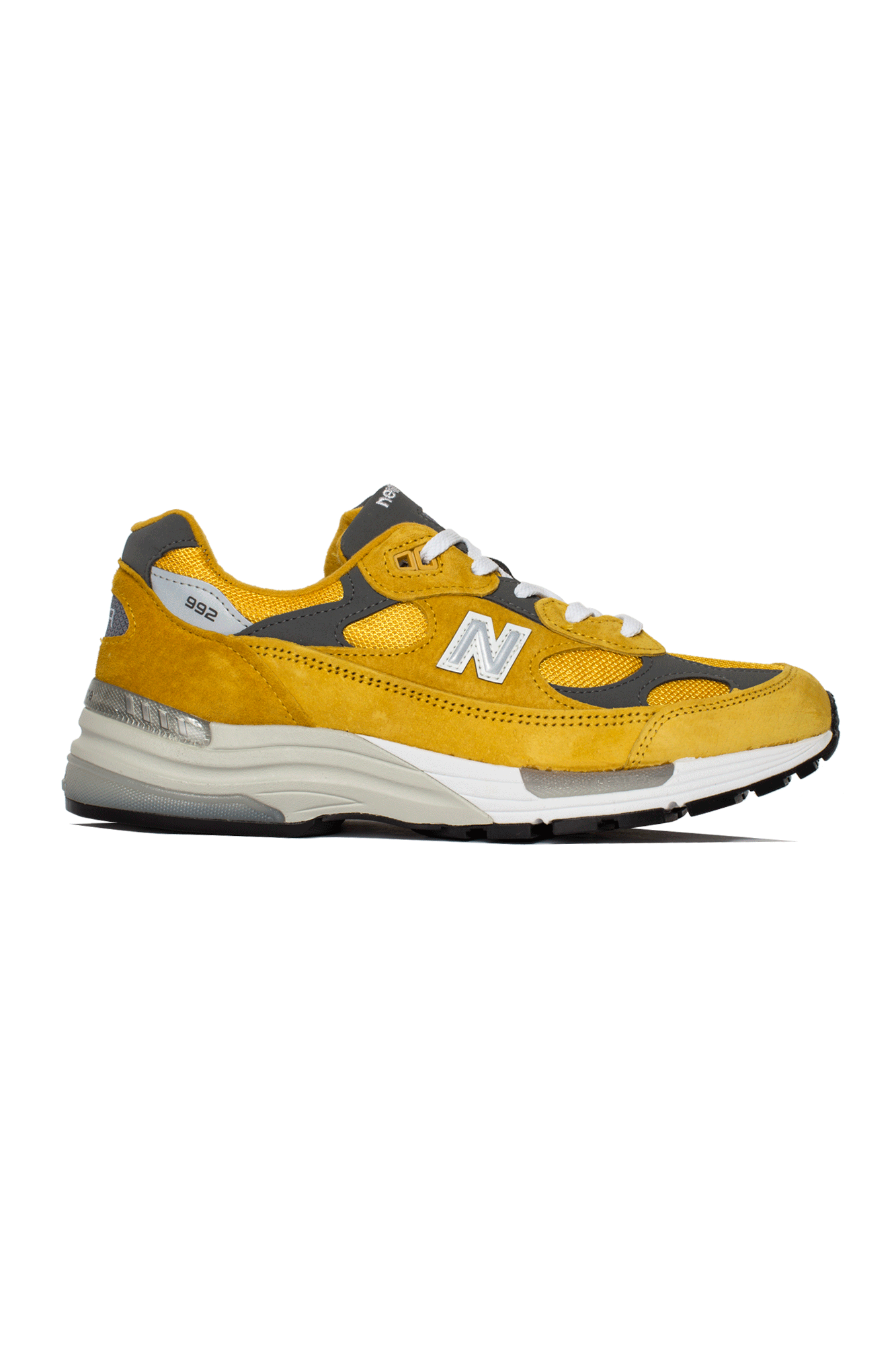 New Balance Sneakers 992 Giallo M992#000#BB#8 - One Block Down