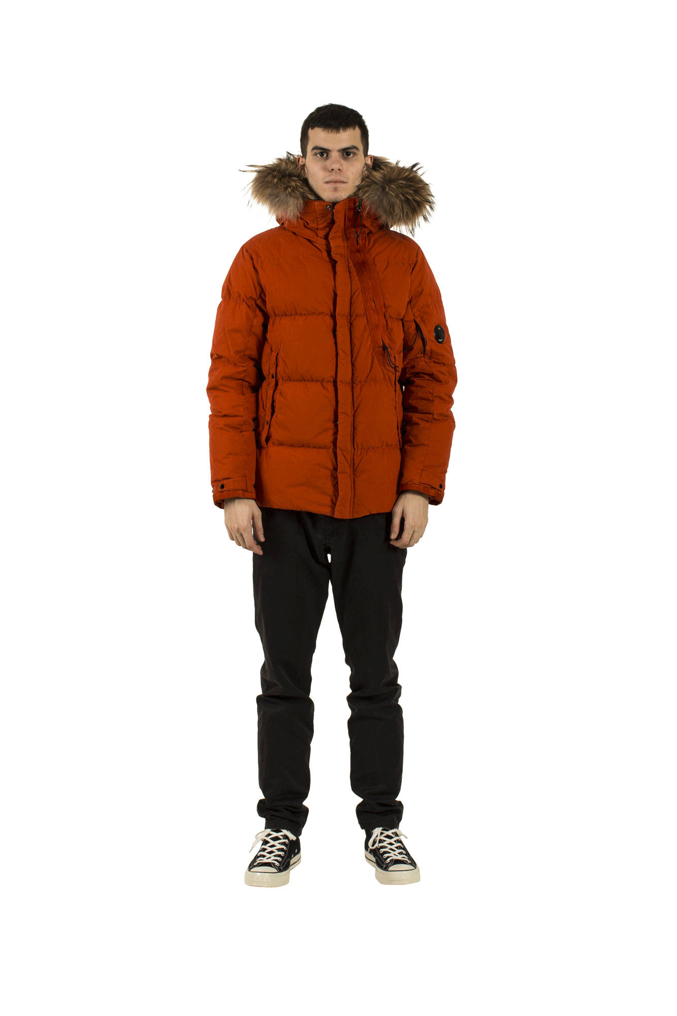 MEDIUM JACKET Arancione
