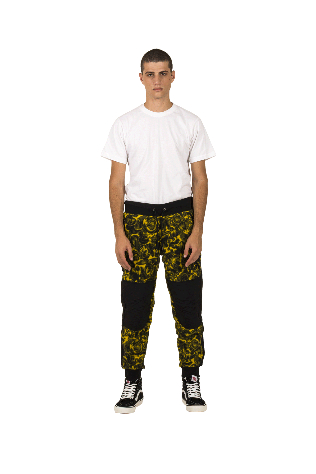 '94 Rage Classic Fleece Pant Giallo