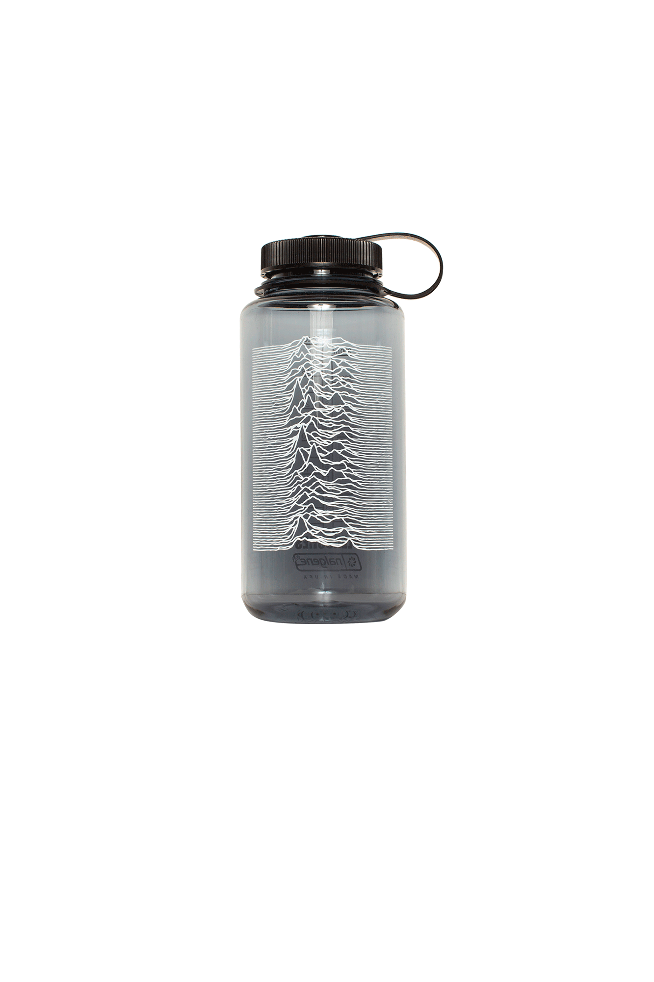 Up Nalgene 32oz Water Bottle x Joy Division Nero
