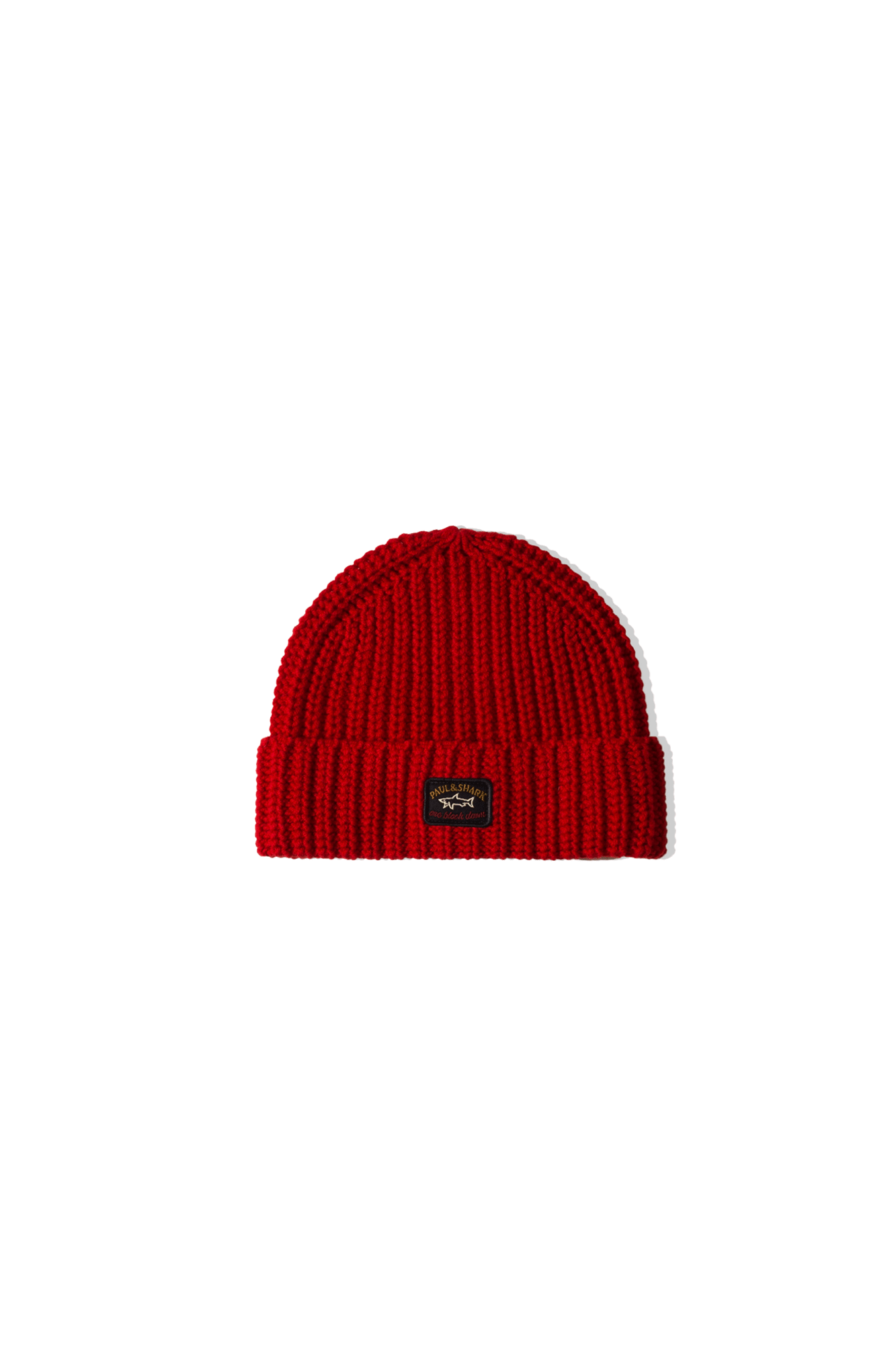 Knitted Hat x One Block Down Rosso
