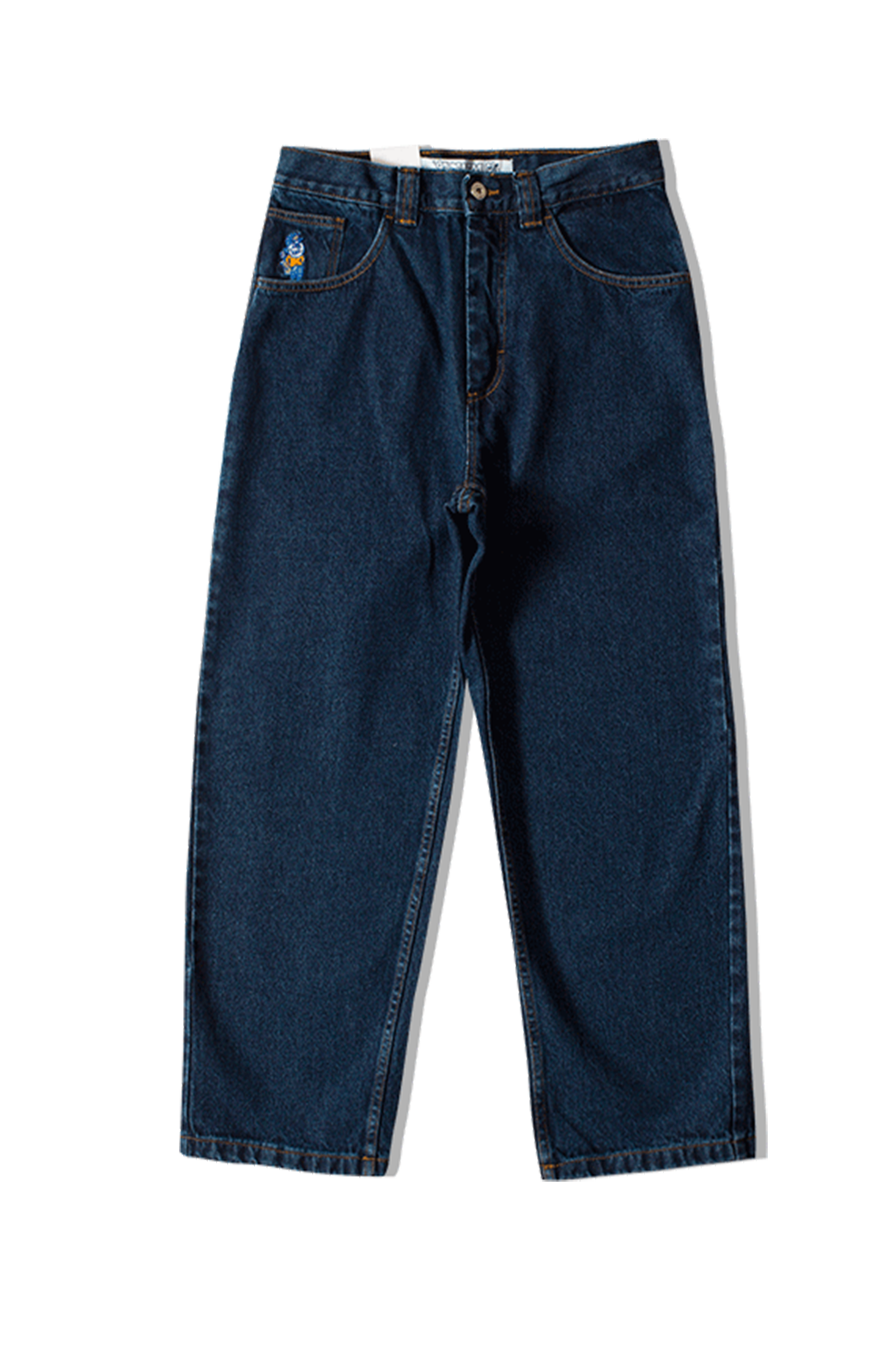 Polar Jeans 93 Denim Blu POL-93DENI#30#DRKBLU#28 - One Block Down