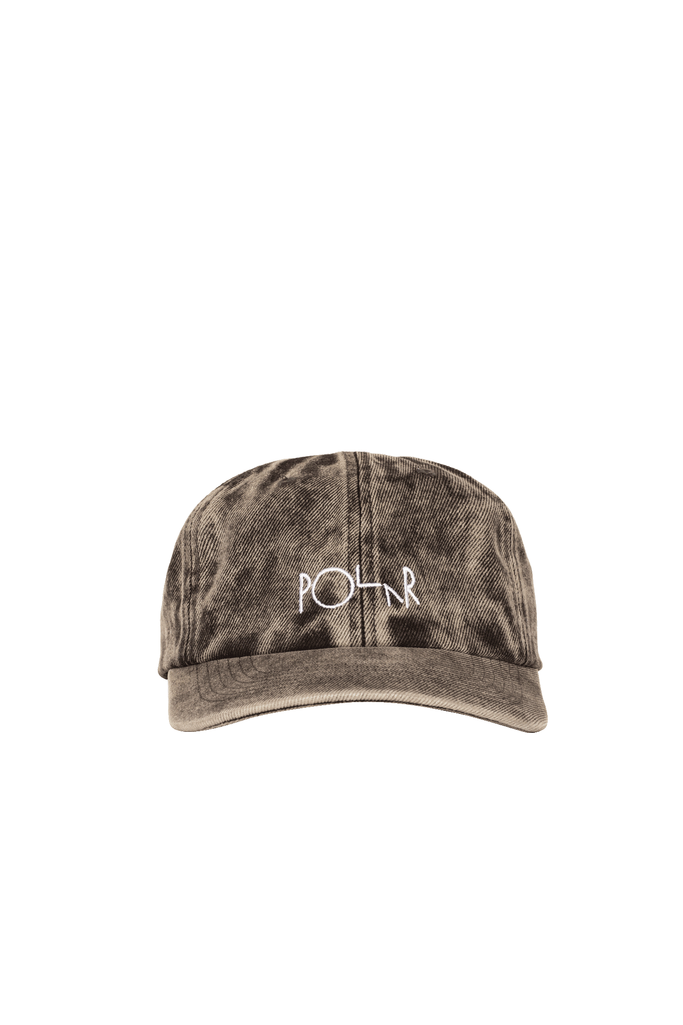 Polar Cappelli Denim Cap Nero POL- DENIM#CAP#BLACK#OS - One Block Down