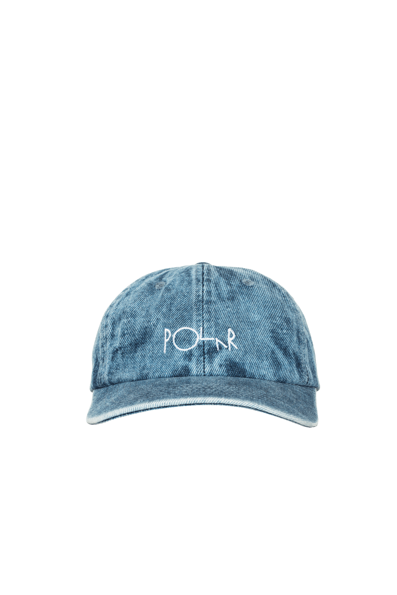 Polar Cappelli Denim Cap Blu POL- DENIM#CAP#BLUE#OS - One Block Down