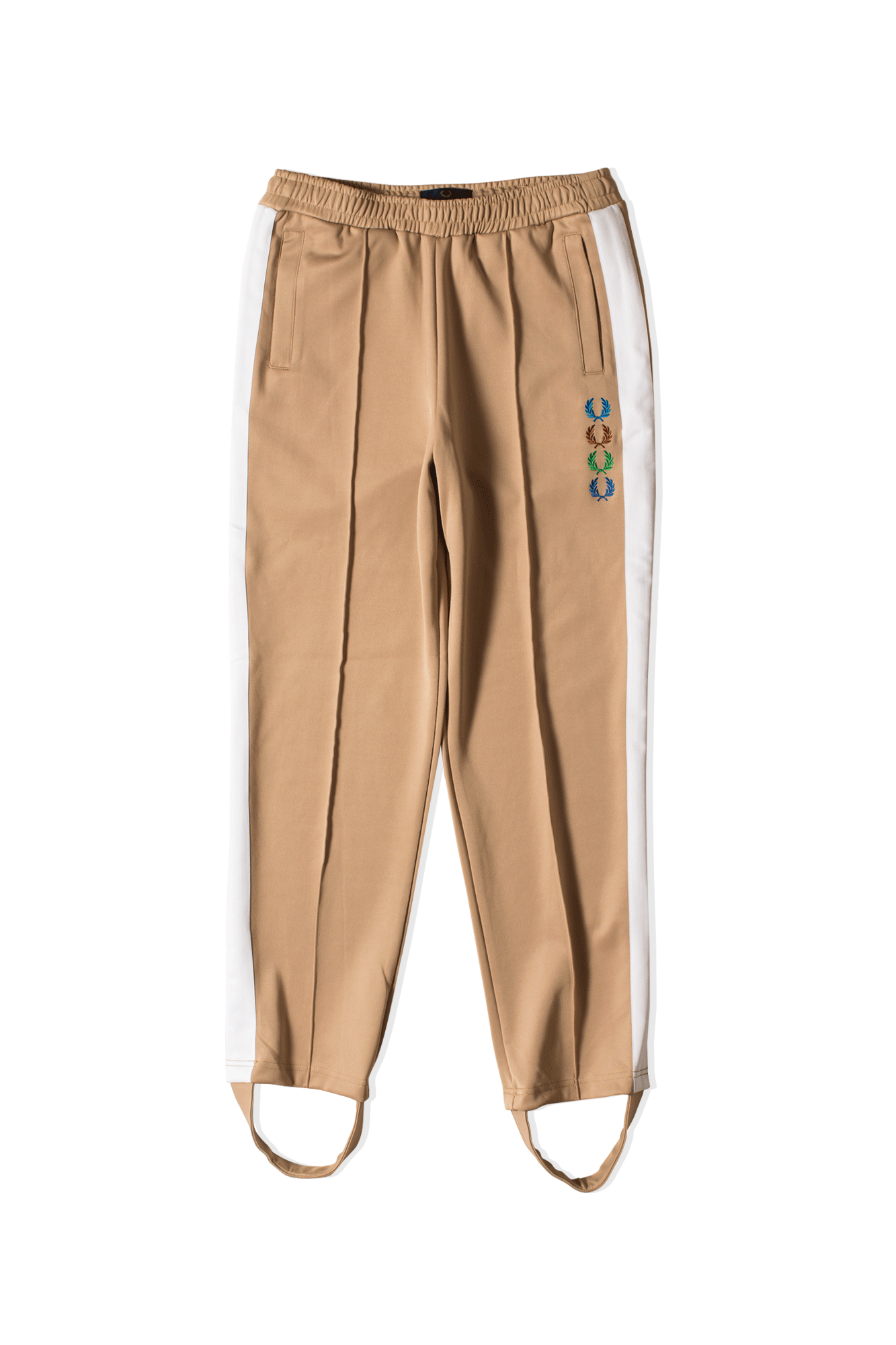 Taped Track Pants X Beams