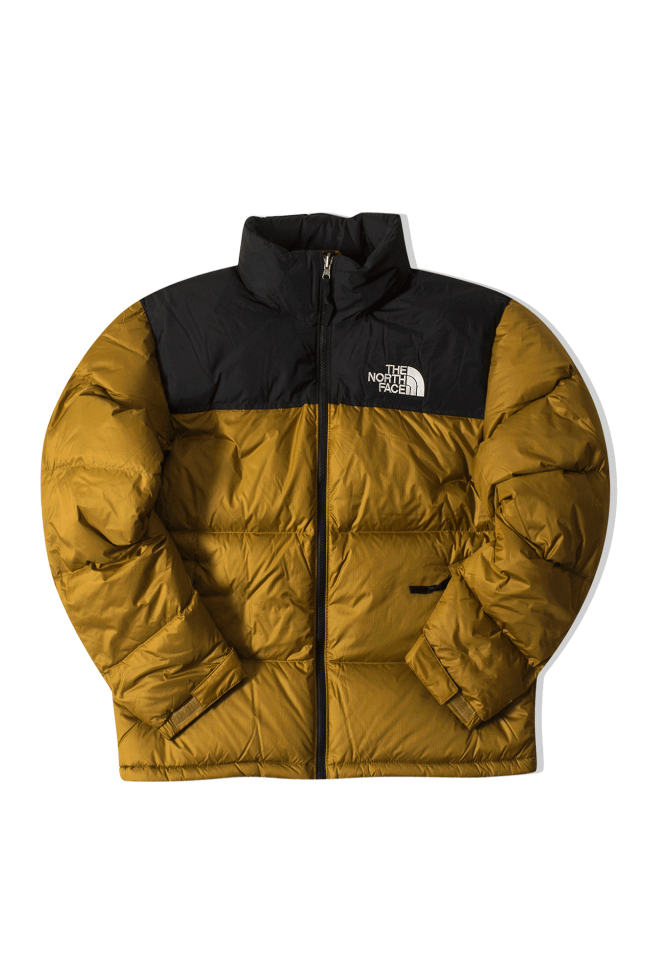 M 1996 Retro Nuptse Jacket Marrone