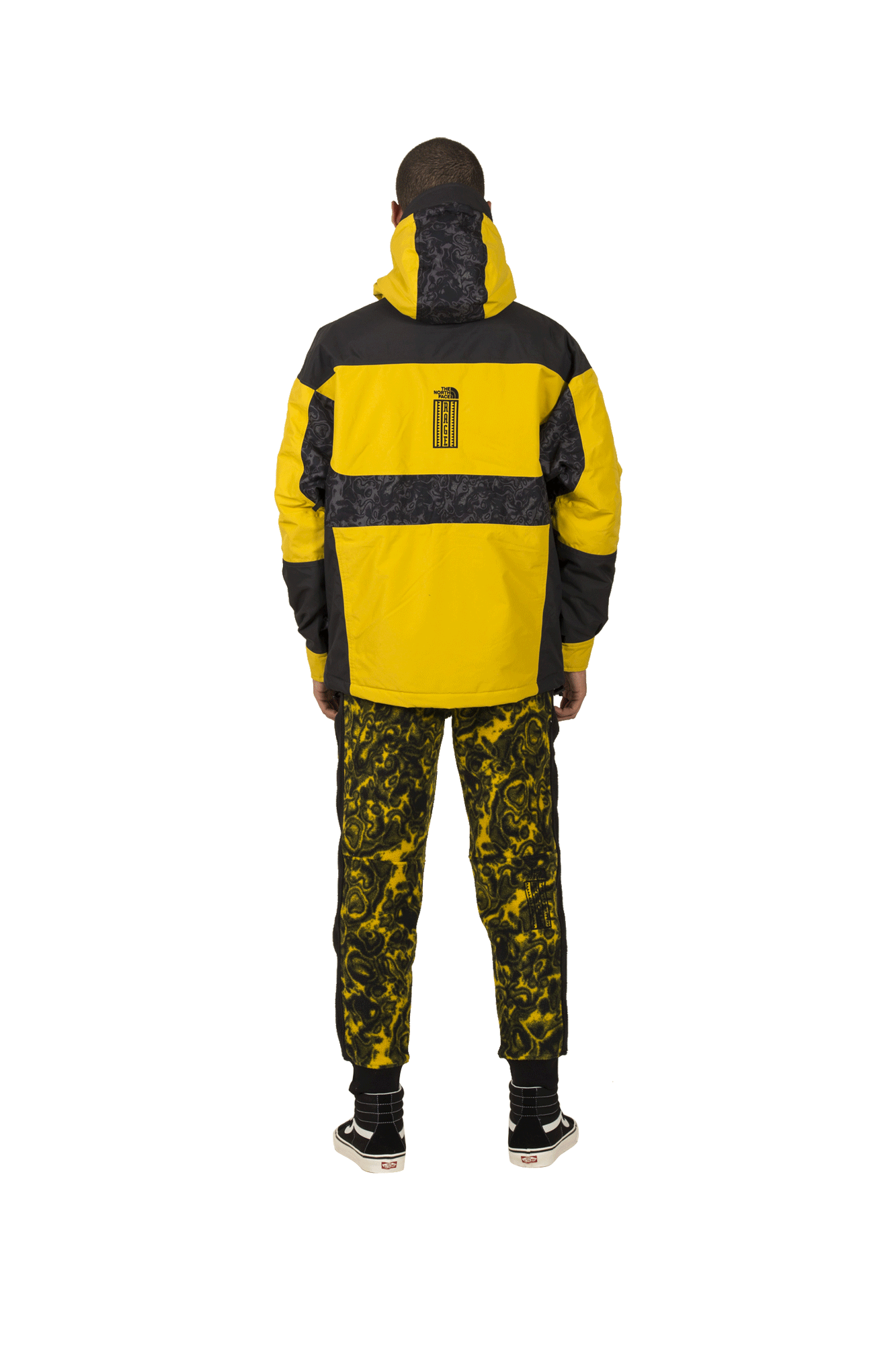 94 Rage WP Synthetic Insulated Jacket Giallo