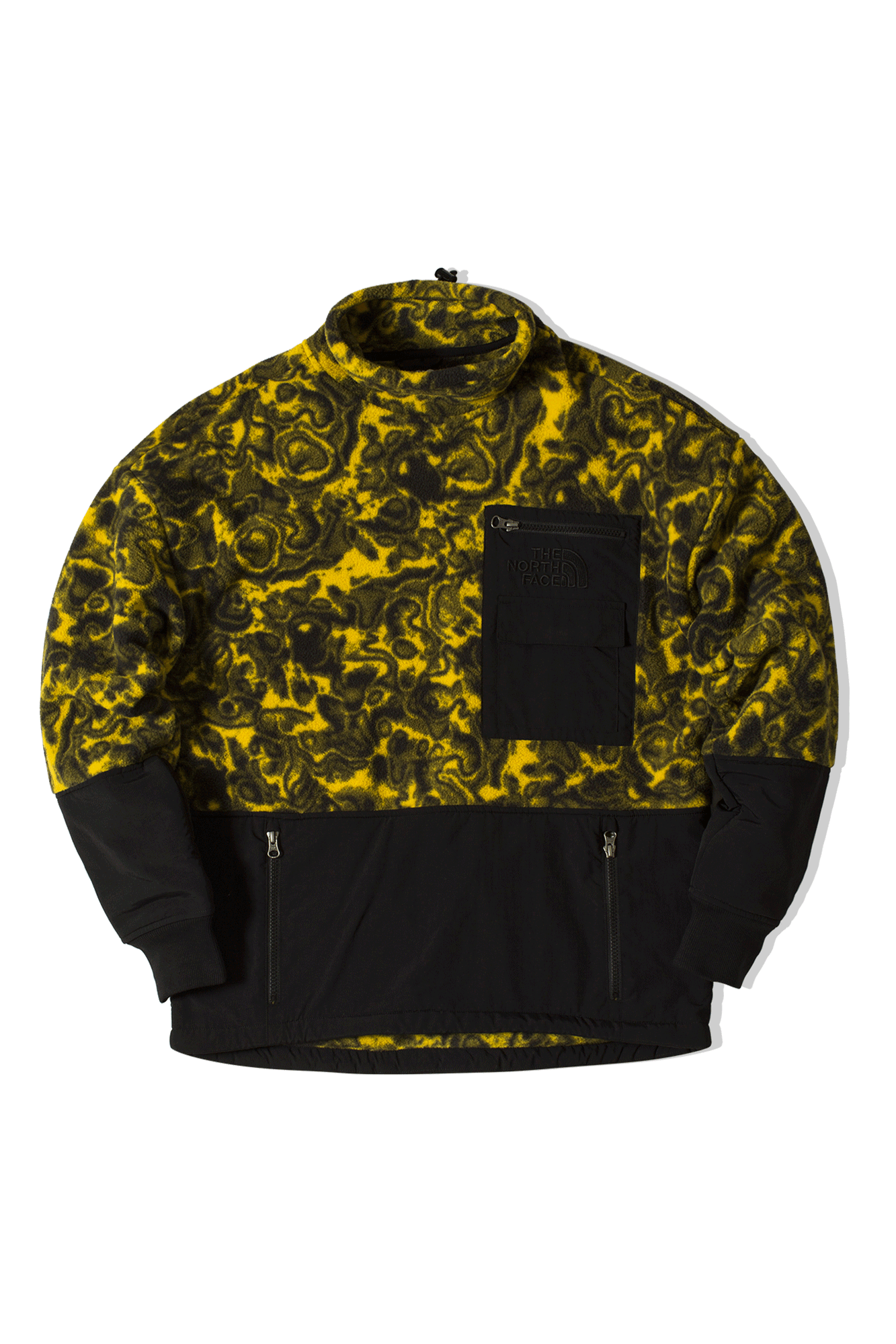 94 Rage Classic Fleece P/O Giallo