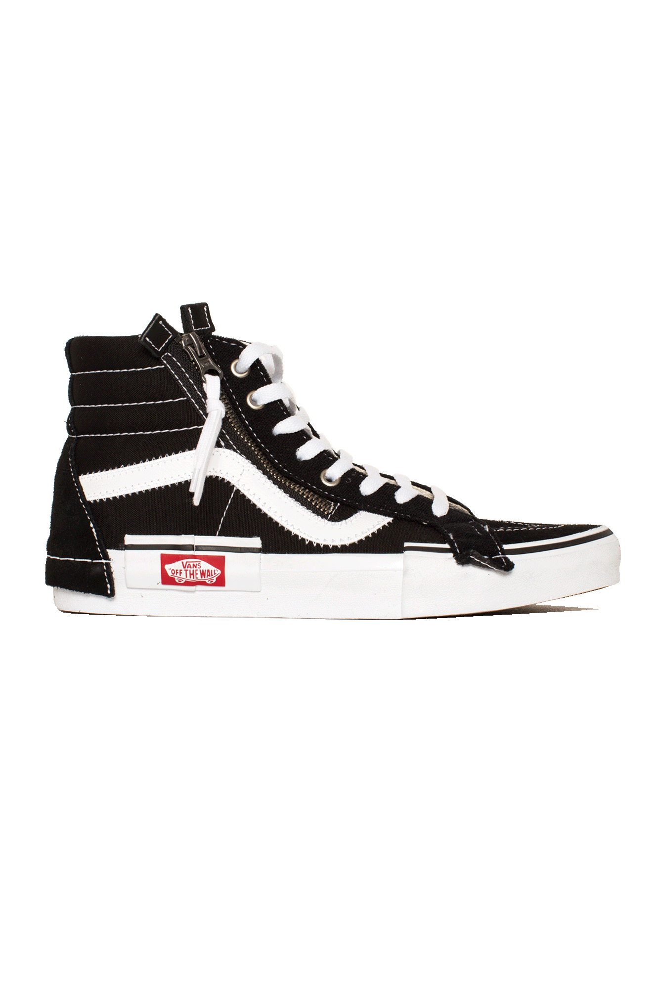 Vans Sneakers SK8-Hi Reissue CAP Nero VN0A3WM1#000#6BT1#7 - One Block Down